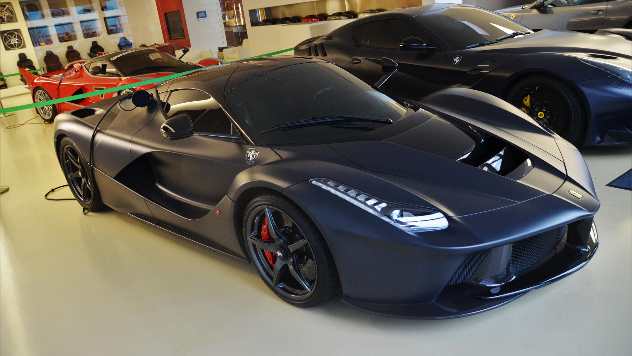 LaFerrari (Ferrari Geneva)