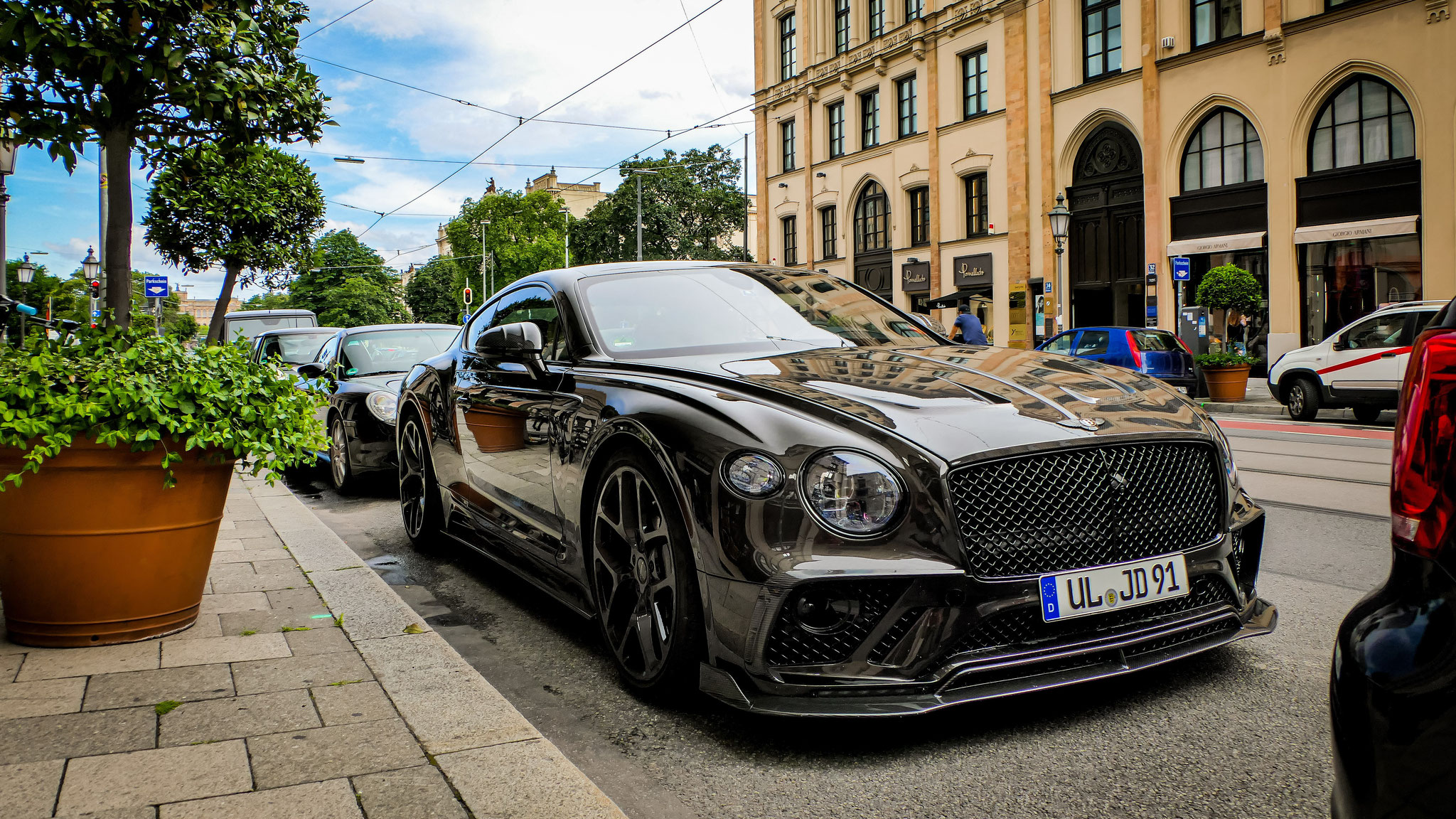 Mansory Continental GT - UL-JD-91