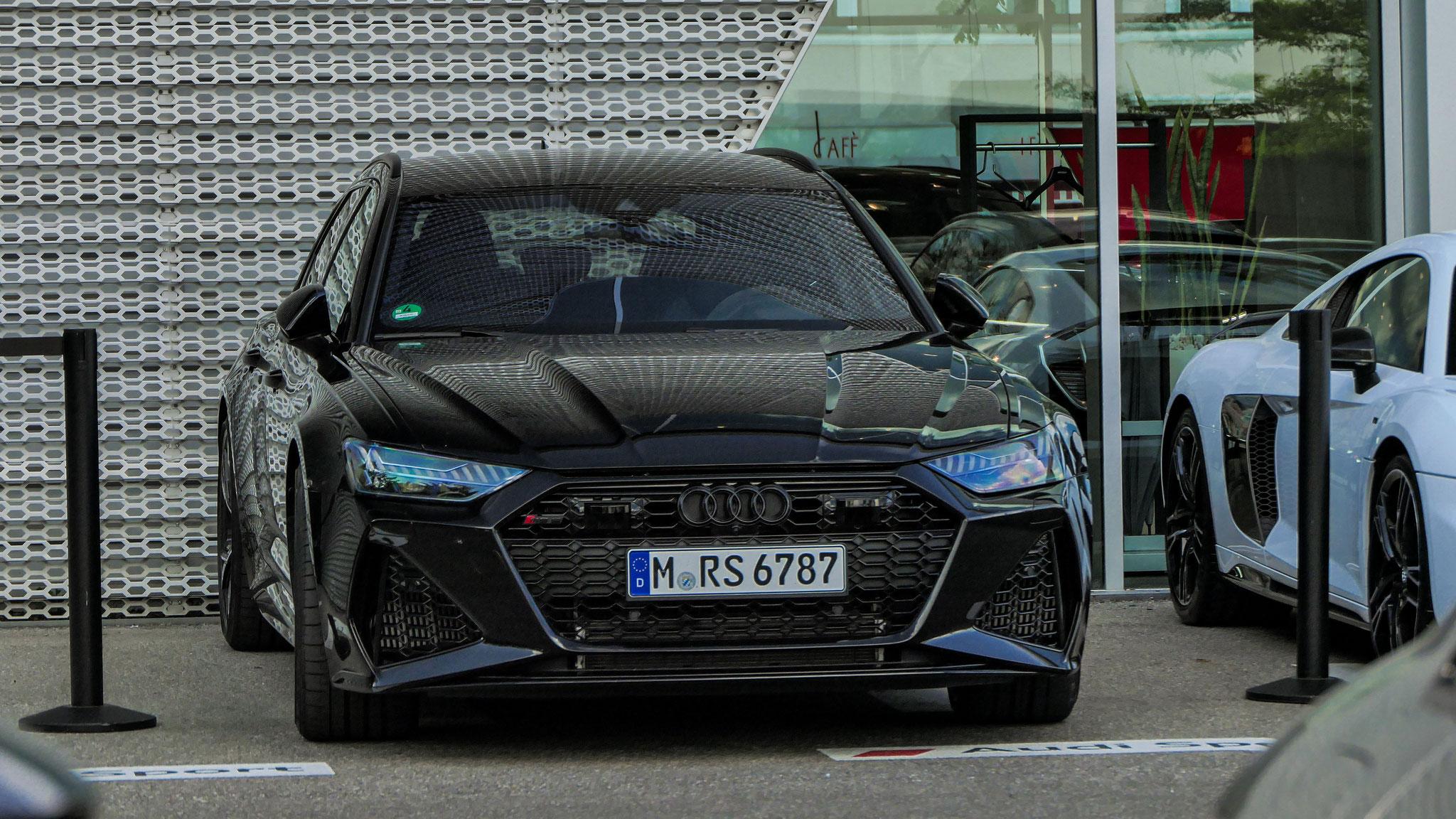 Audi RS6 - M-RS-6787