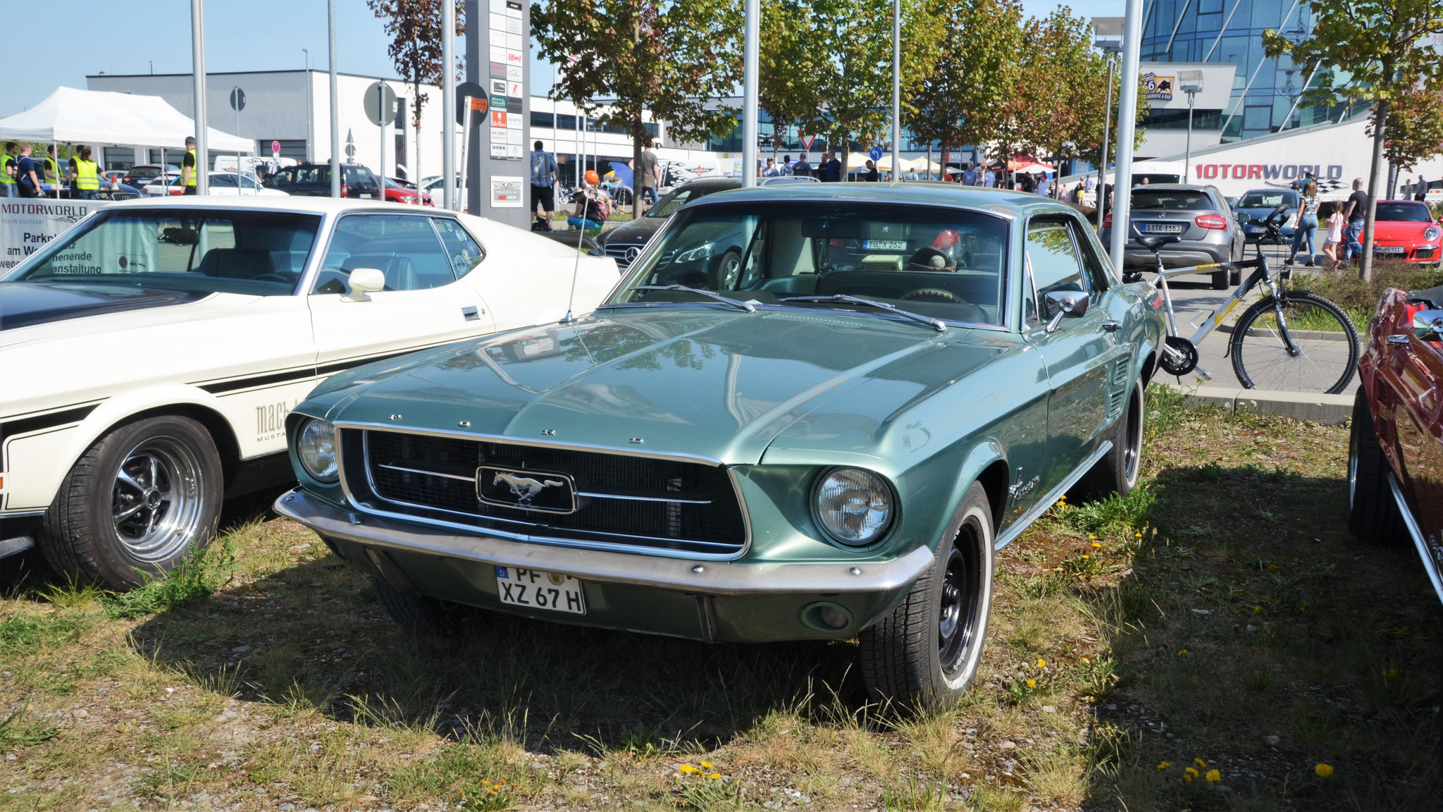 Mustang I - PF-XZ-67H