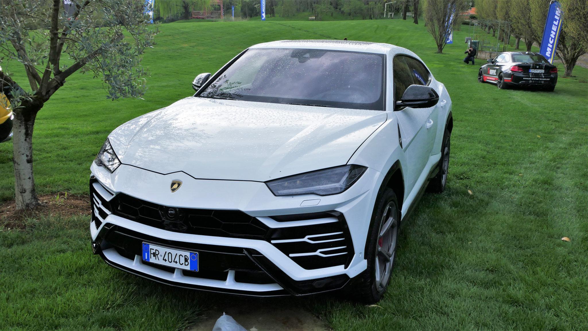 Lamborghini Urus -FR-404-CB (ITA)