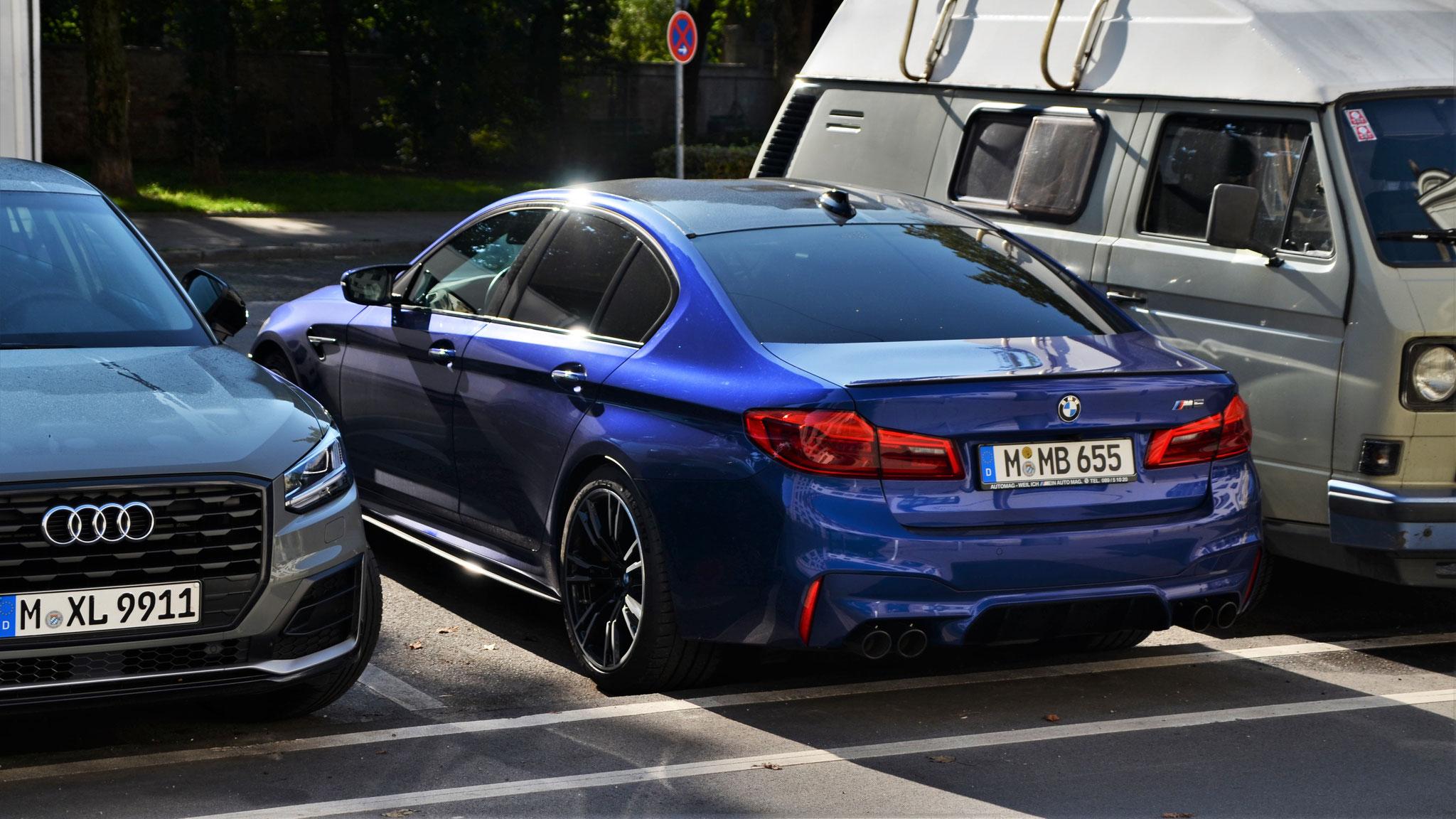 BMW M5 - M-MB-655
