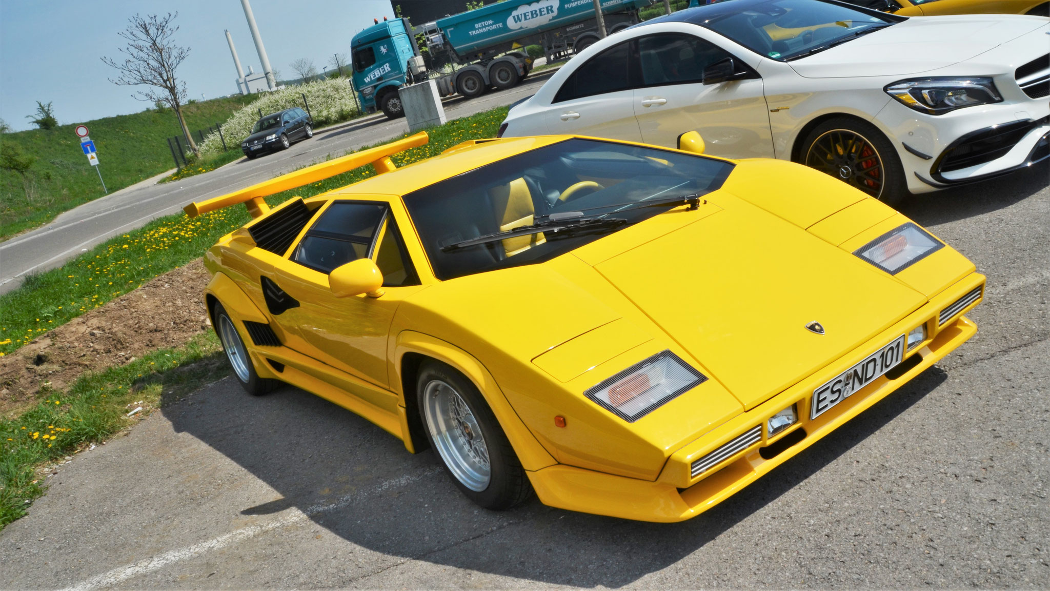 Lamborghini  Countach 5000 S - ES-ND-101