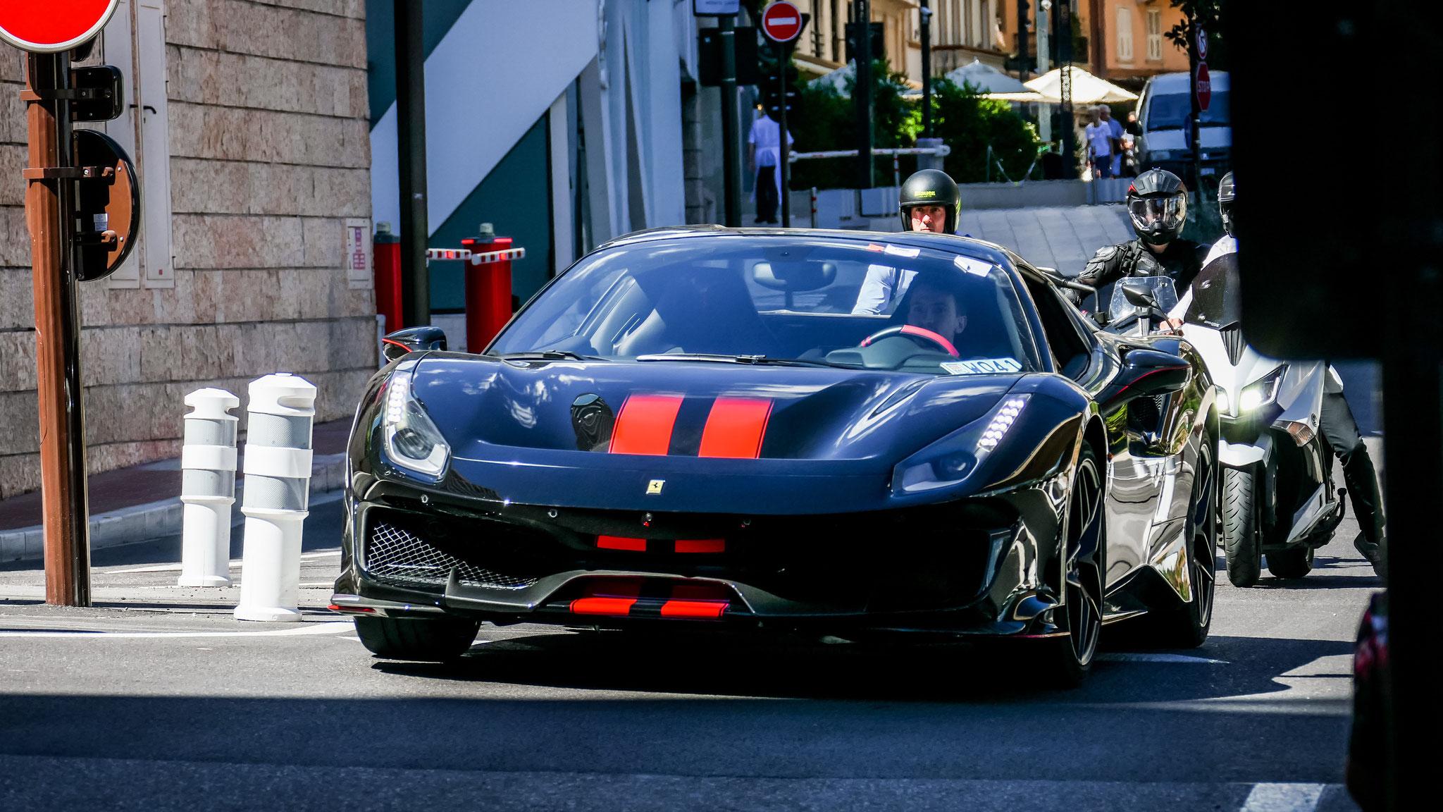 Ferrari 488 Pista - W041 (MC)
