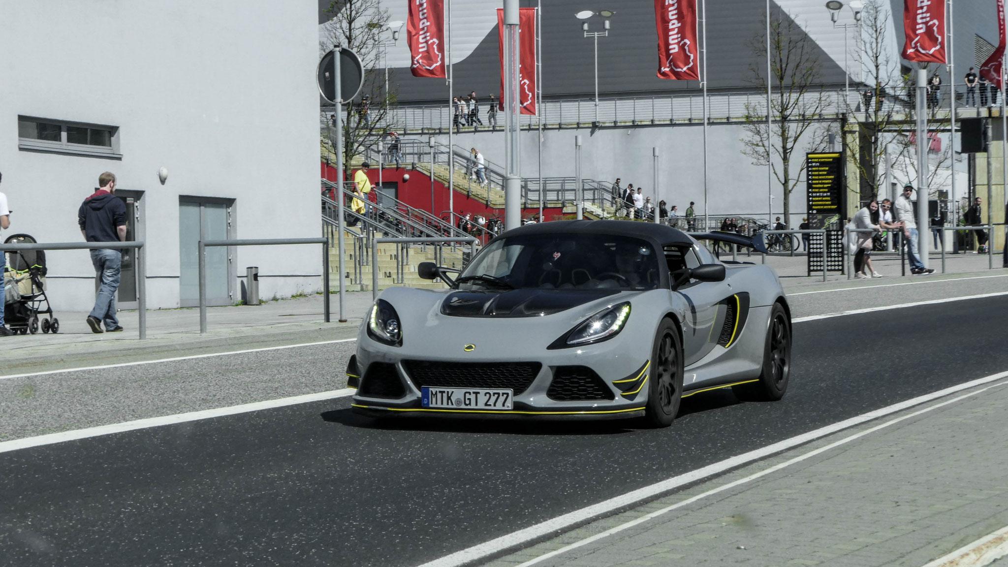 Lotus Exige 380 Sport - MTK-GT-277