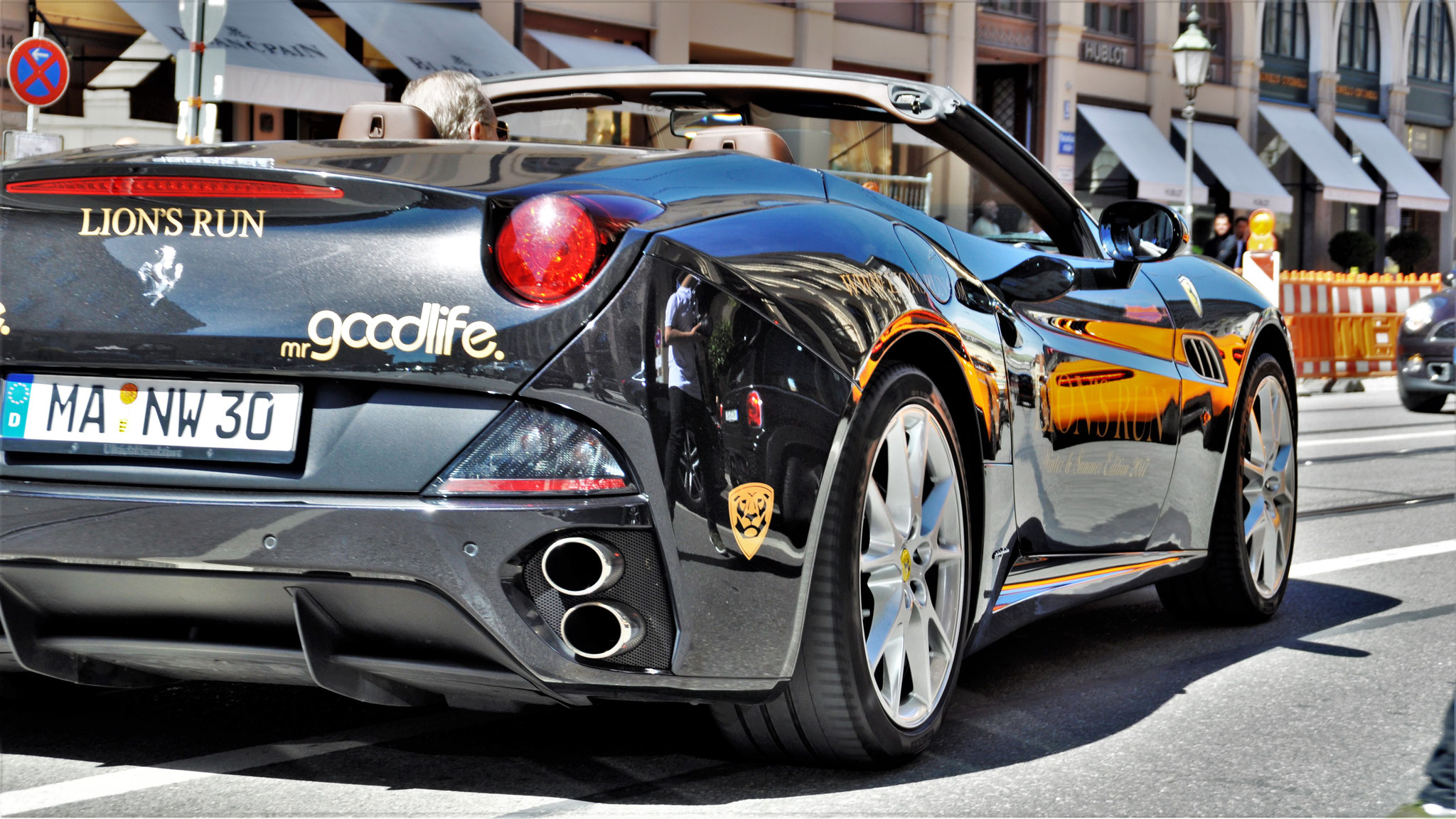 Ferrari California - MA-NW-30