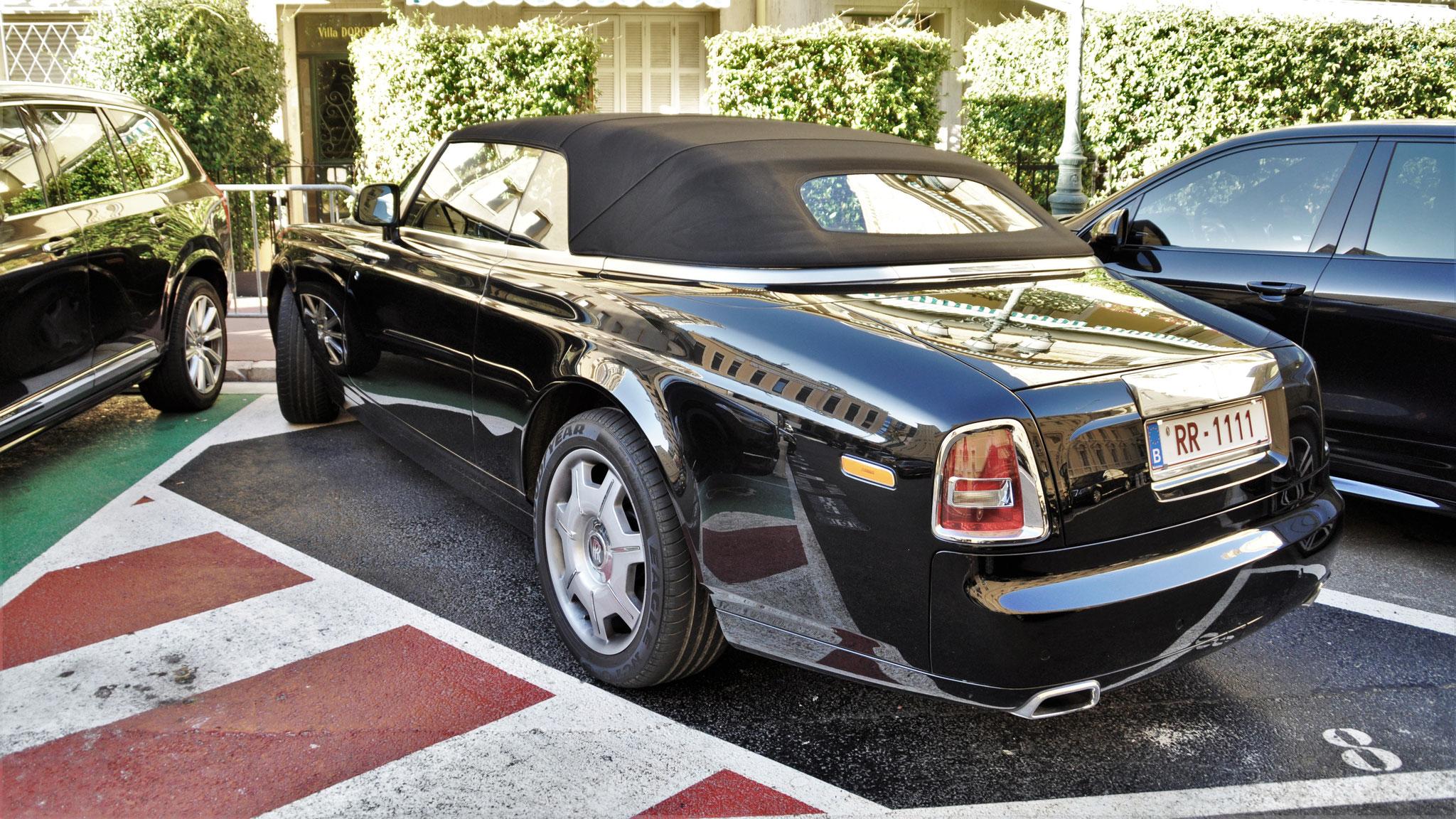 Rolls Royce Drophead - RR-1111 (BEL)