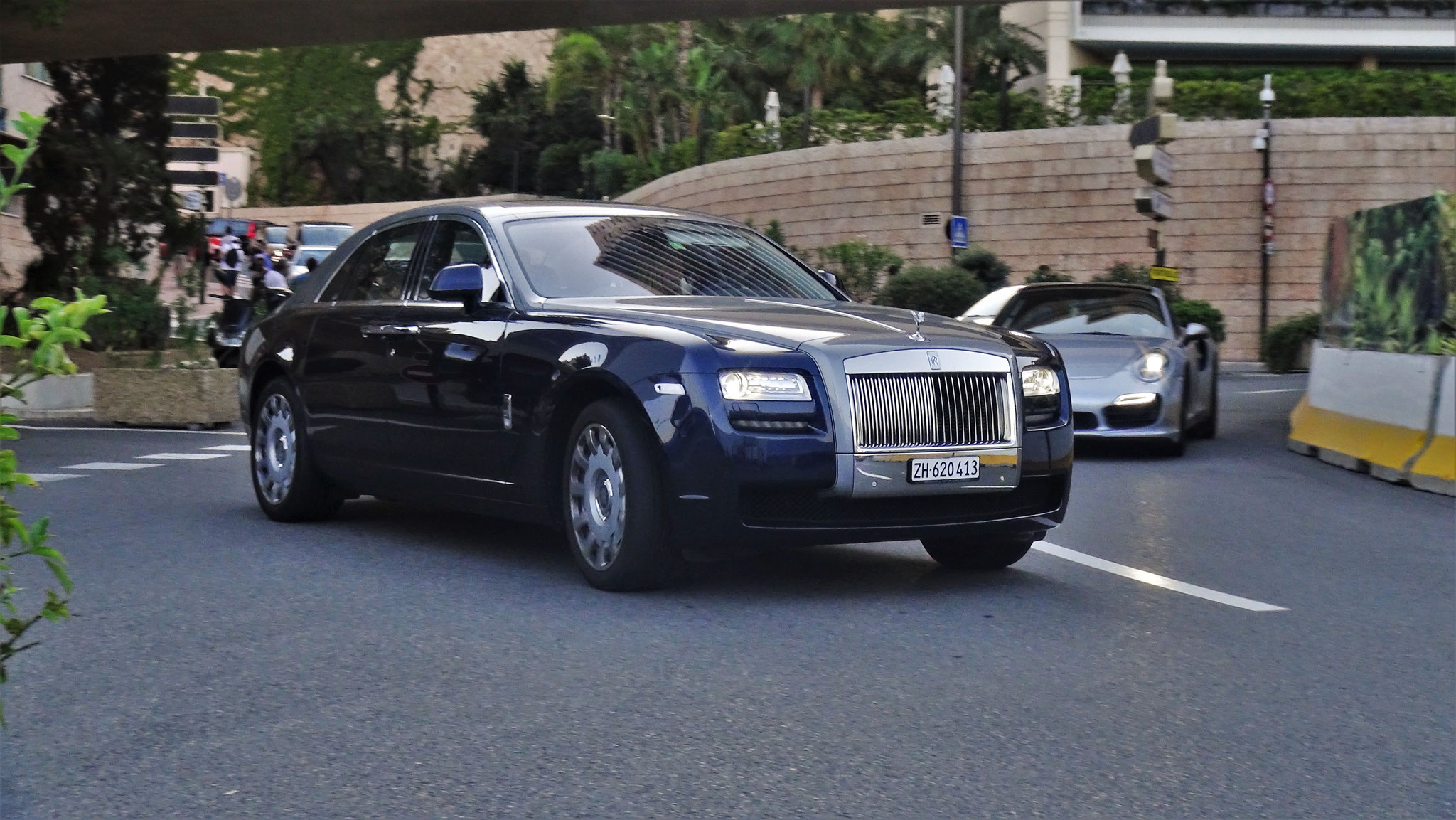 Rolls Royce Ghost - ZH-620413 (CH)