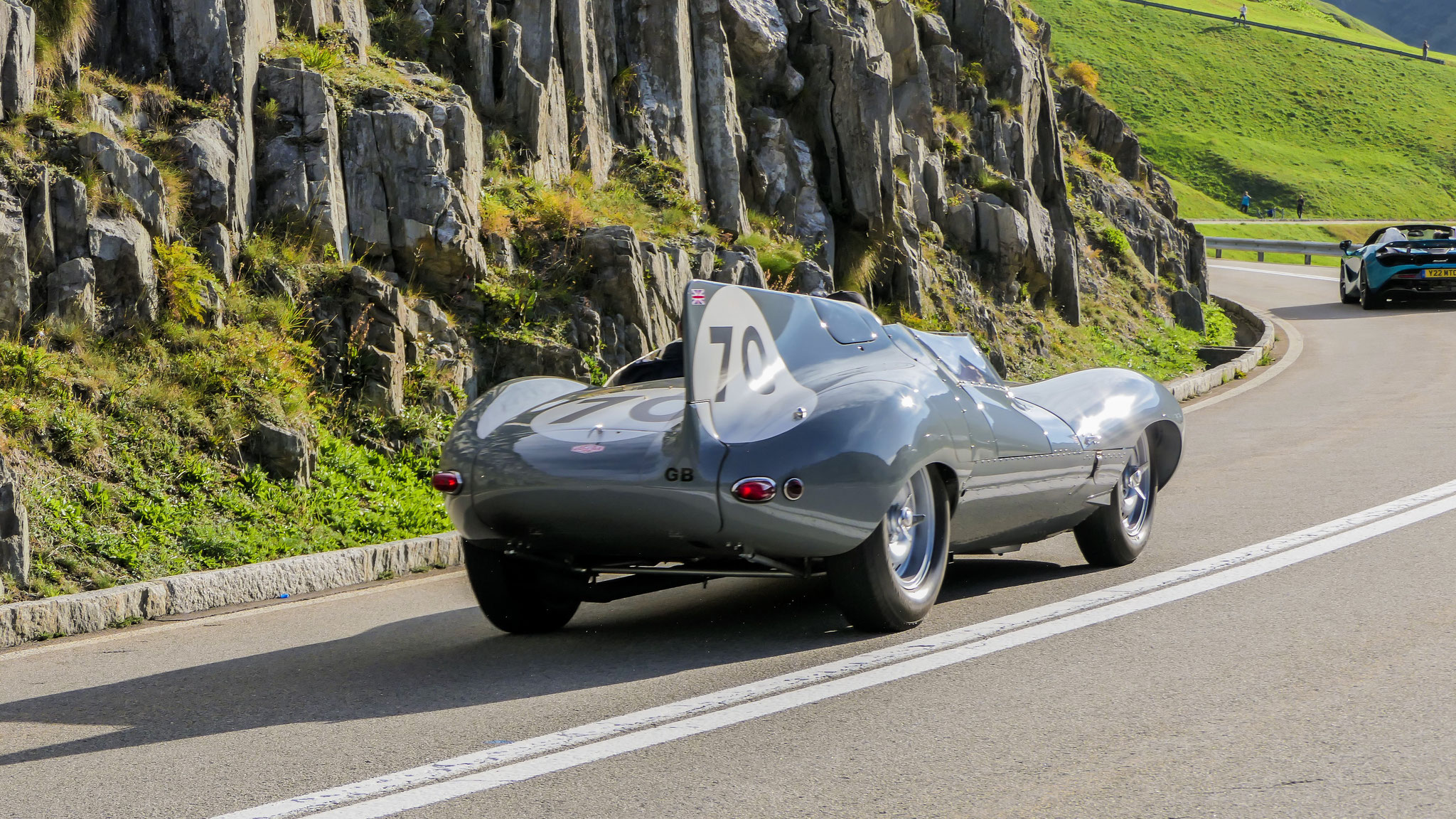 Jaguar D-Type Continuation