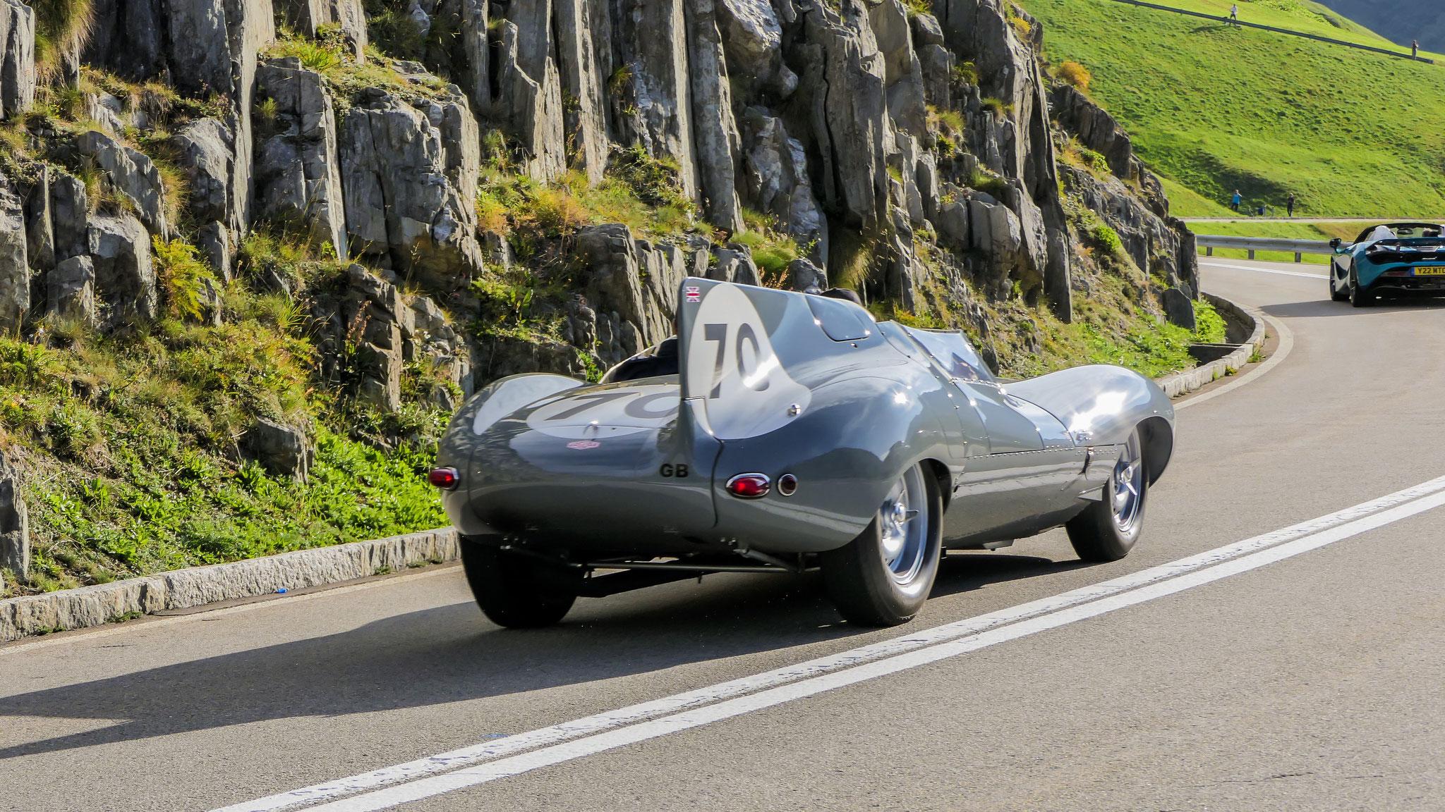 Jaguar D-Type Continuation