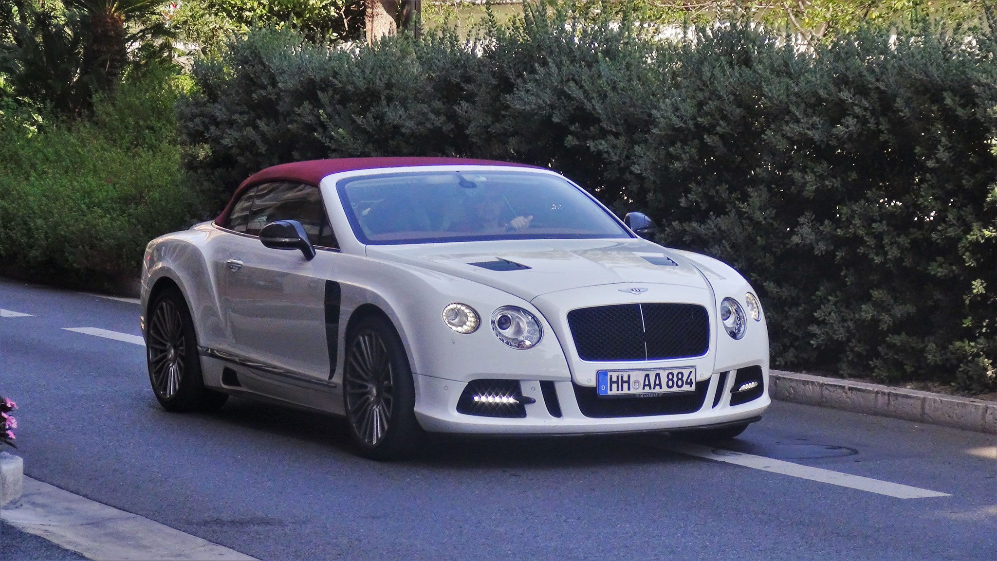 Mansory Continental GTC - HH-AA-884