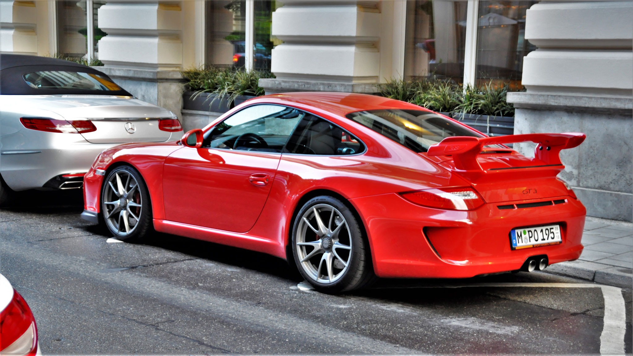 Porsche GT3 997 - M-PO-195