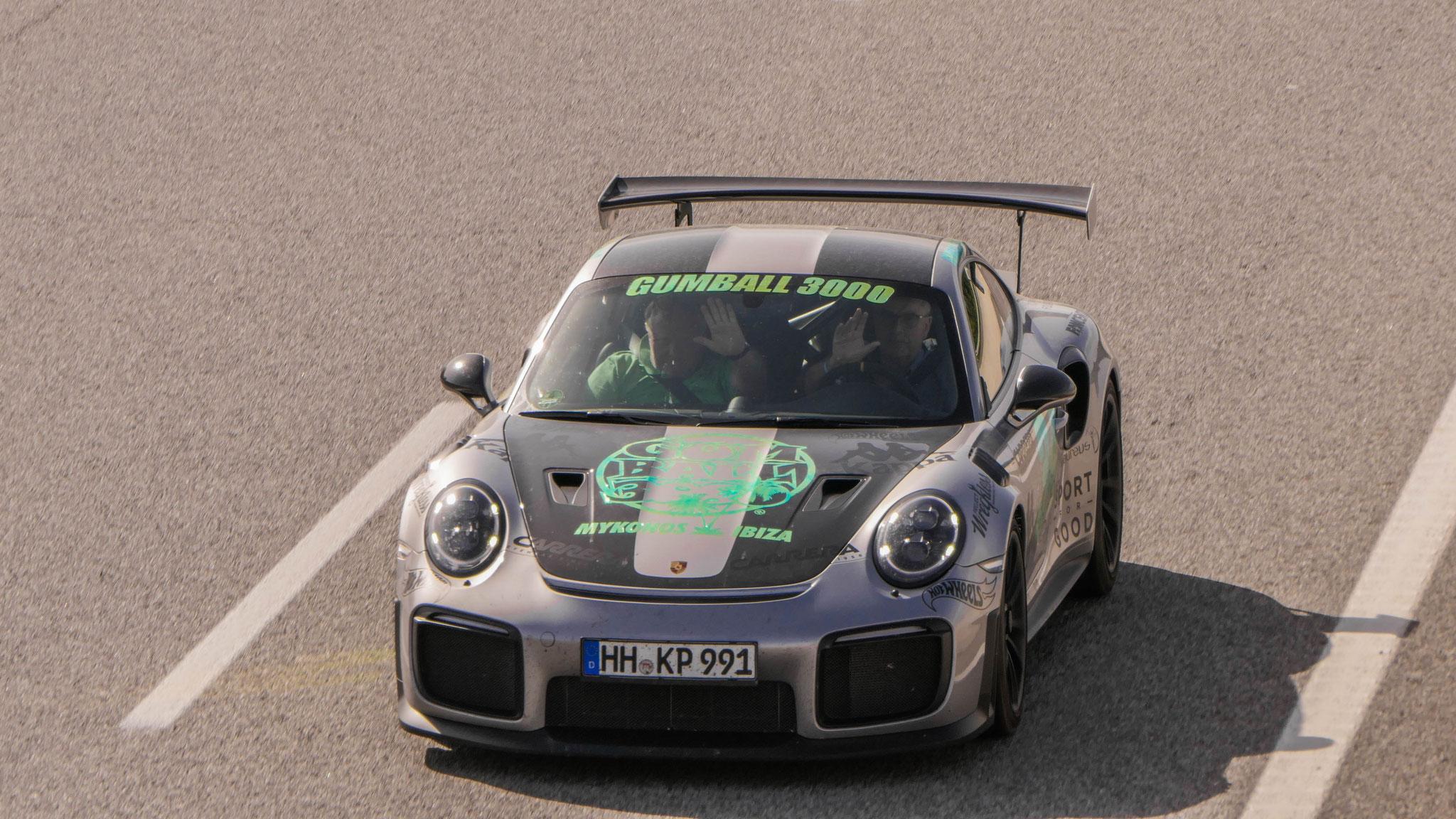 Porsche GT2 RS - HH-KP-991