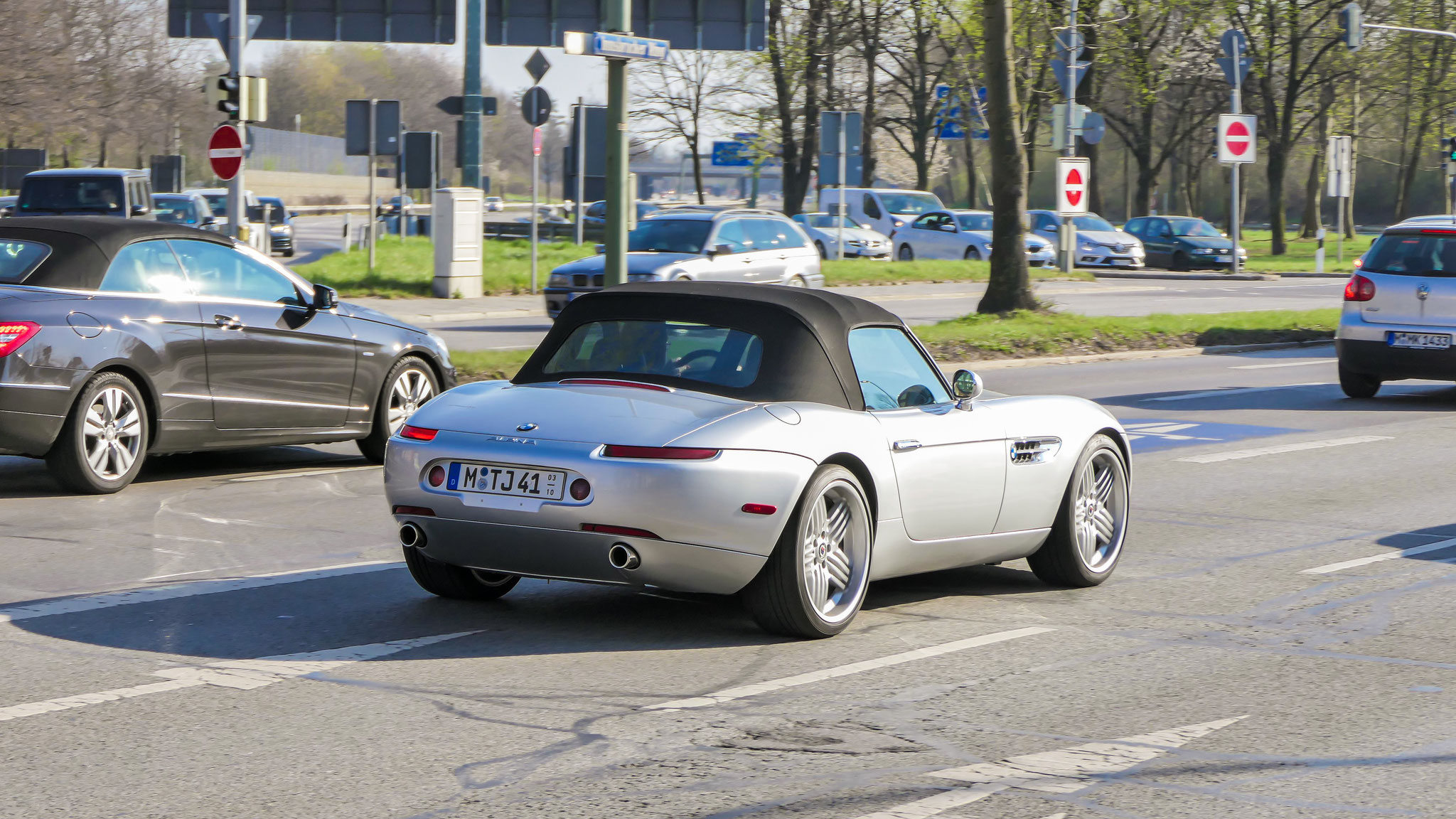 BMW Alpina Z8 - M-TJ-41