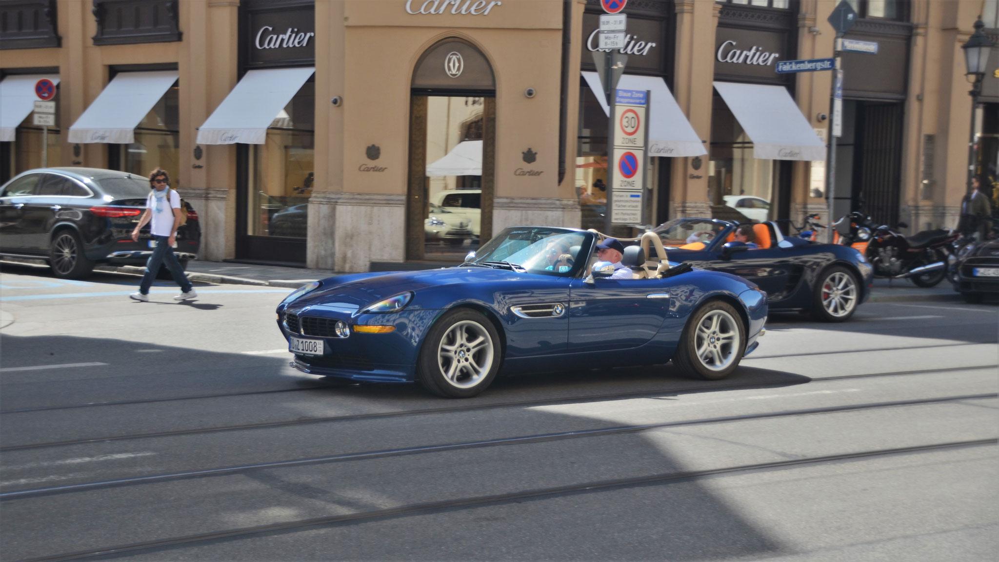 BMW Z8 - RO-Z-1008