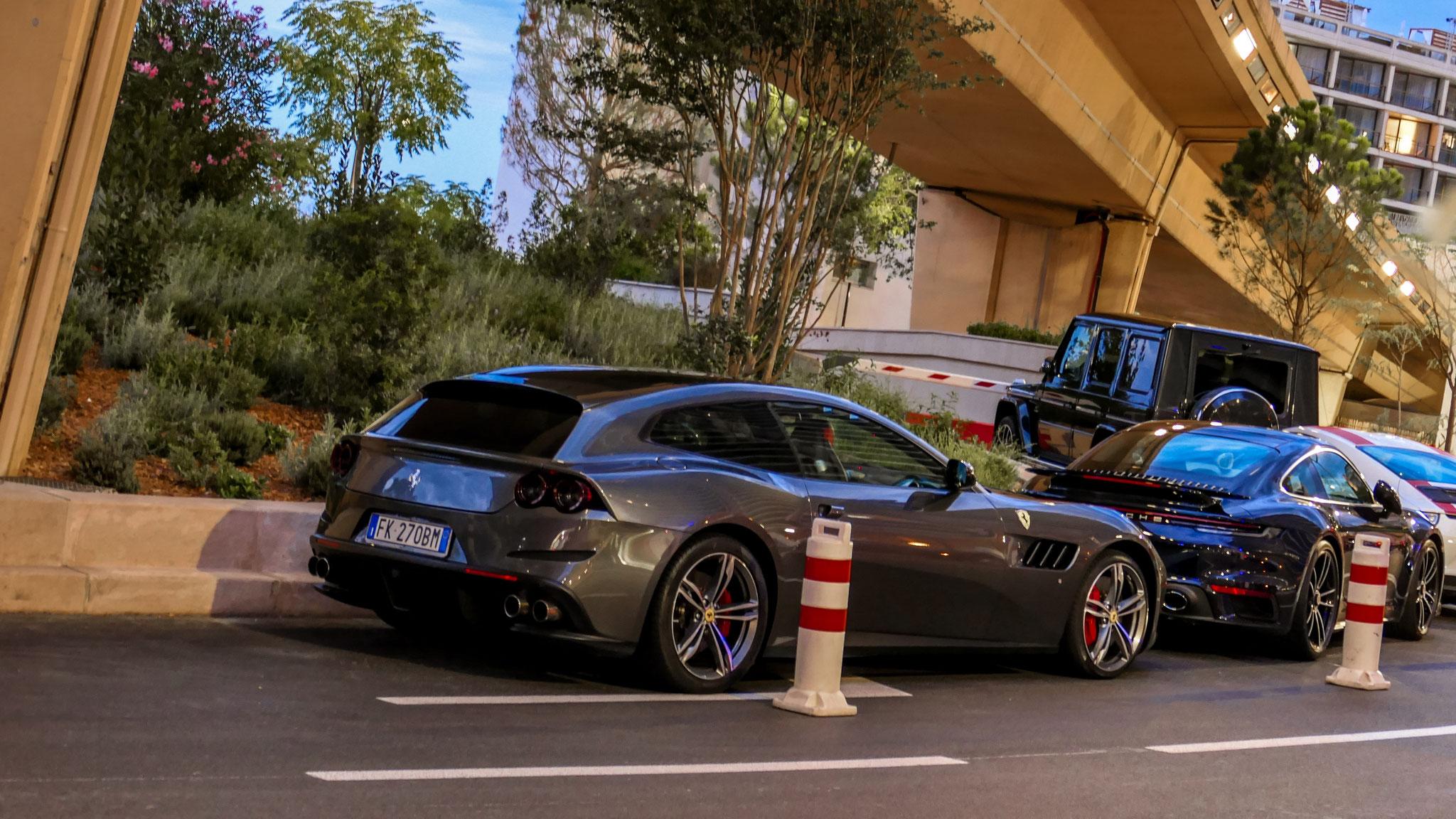 Ferrari GTC4 Lusso - FK-170-BM (ITA)