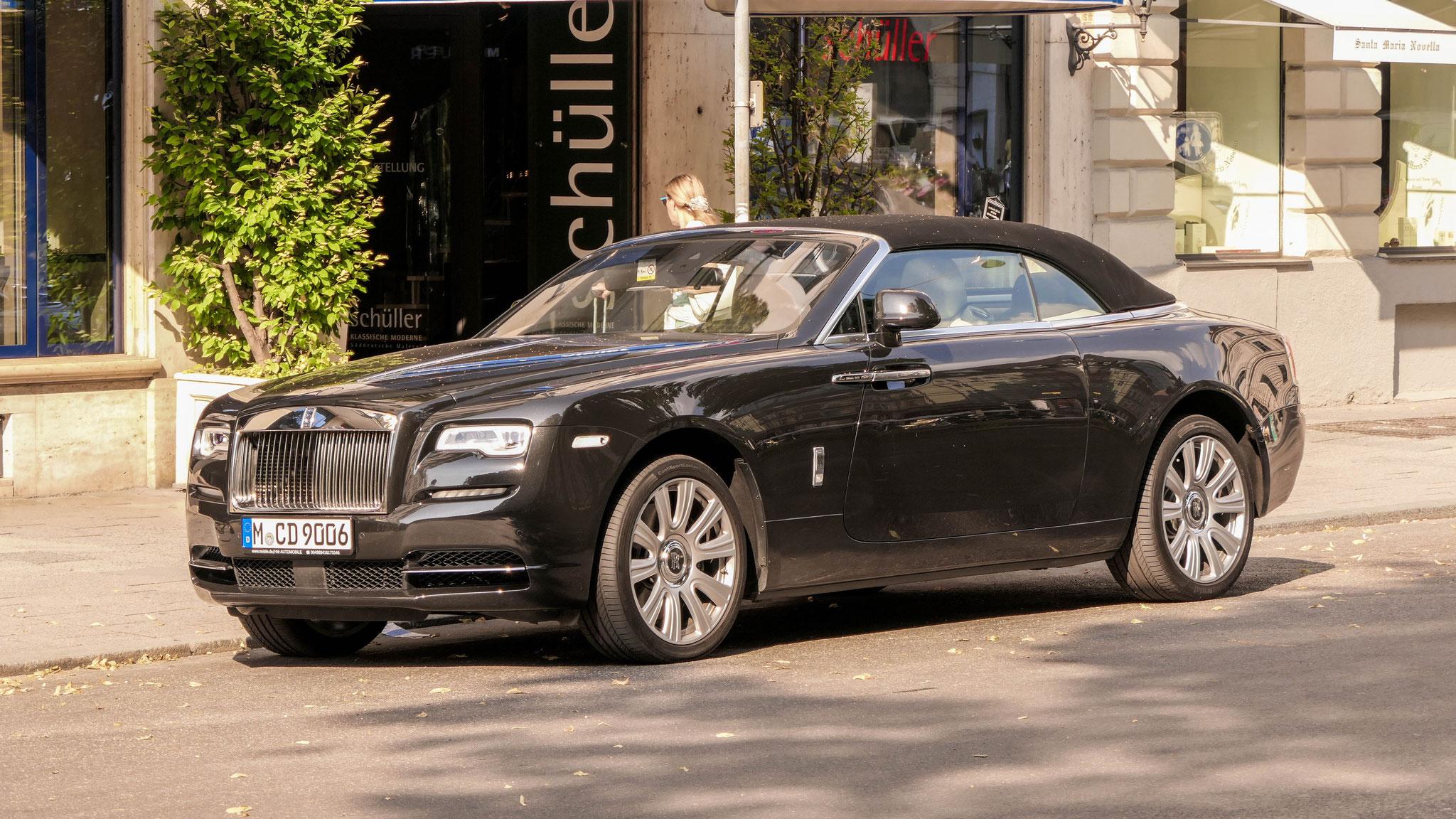 Rolls Royce Dawn - M-CD-9006