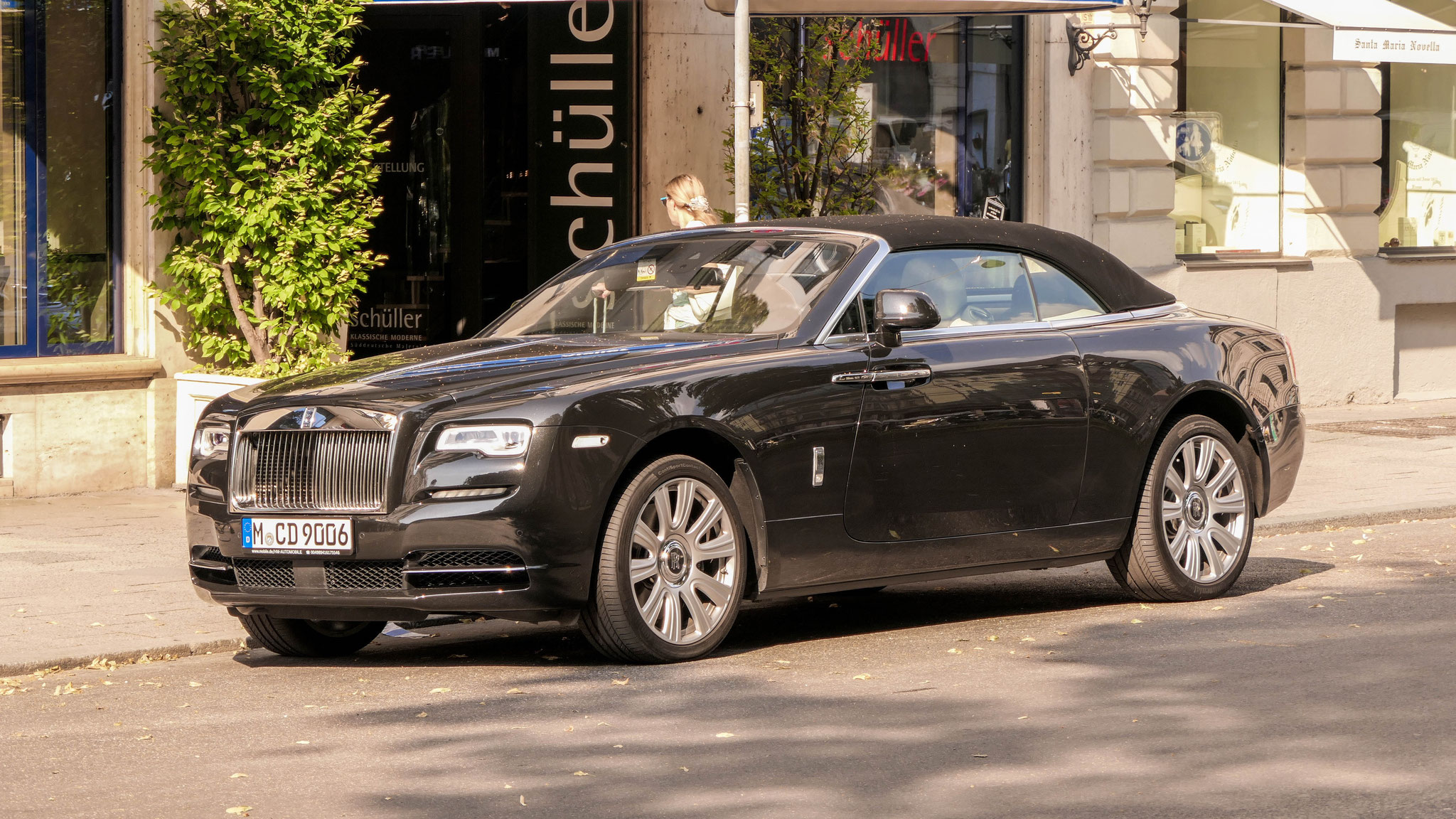Rolls Royce Dawn - M-CD-9006