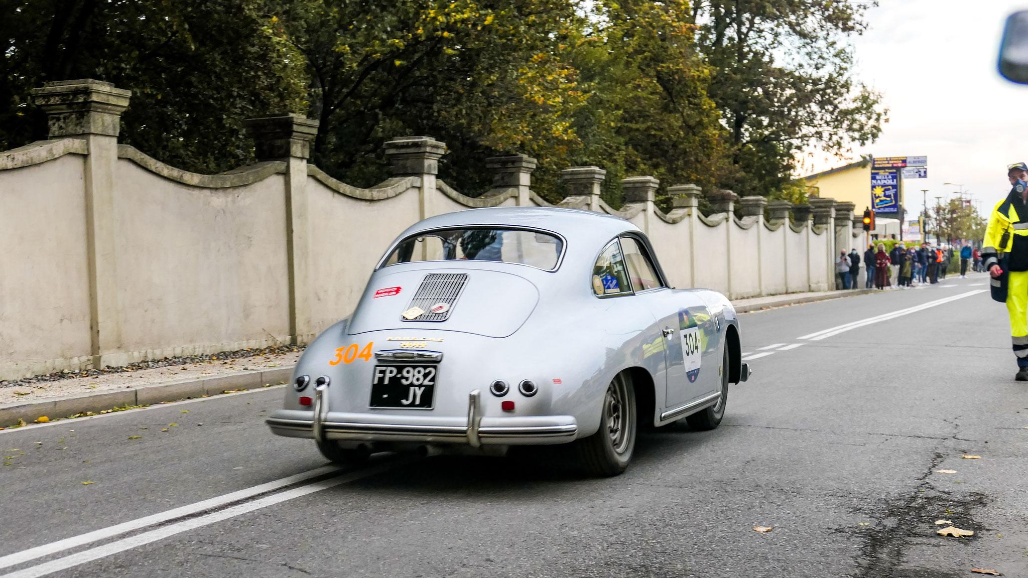 Porsche 356 1600 Super - FP-982-JY (ITA)