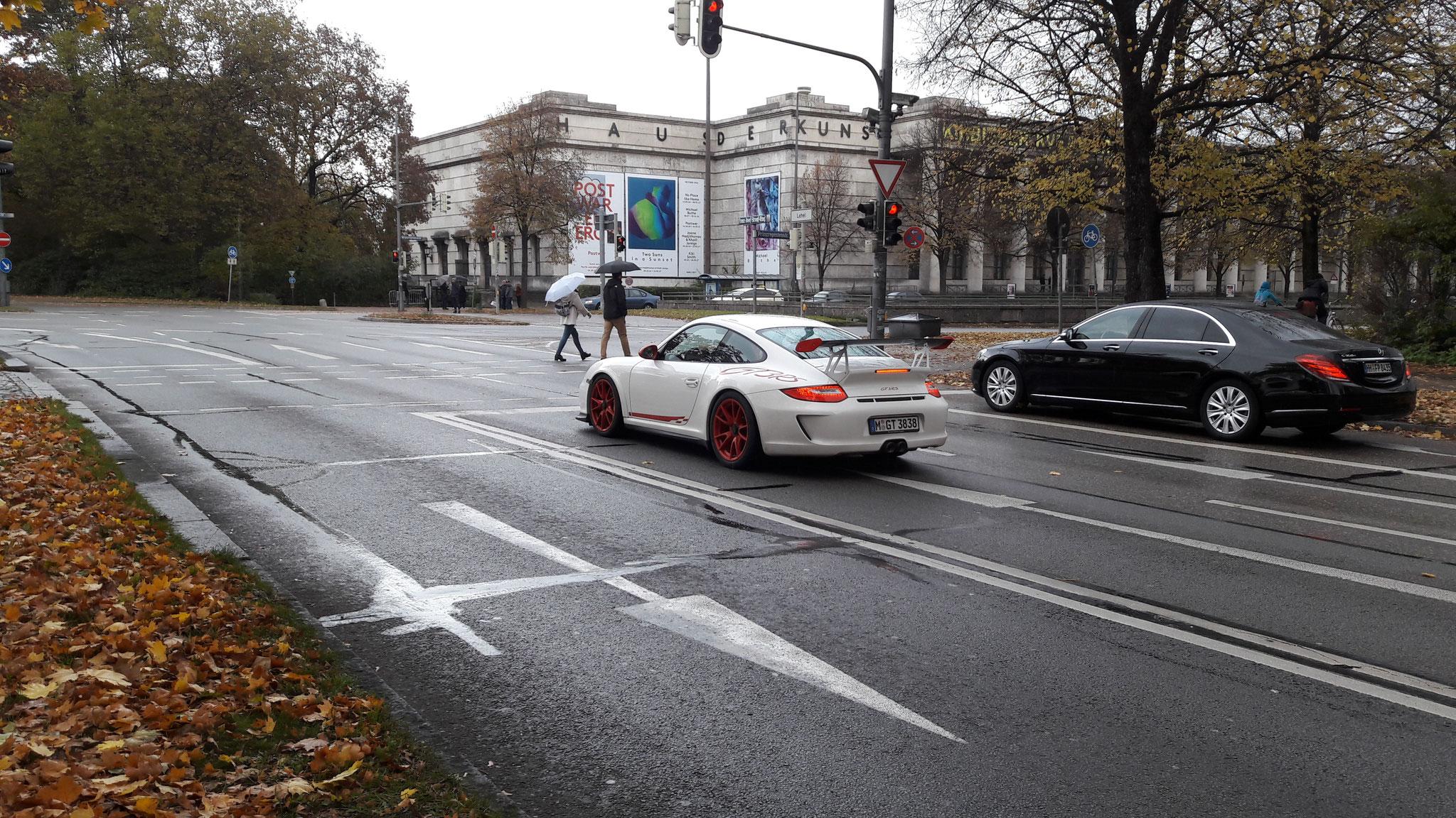Porsche 911 GT3 RS - M-GT-3838