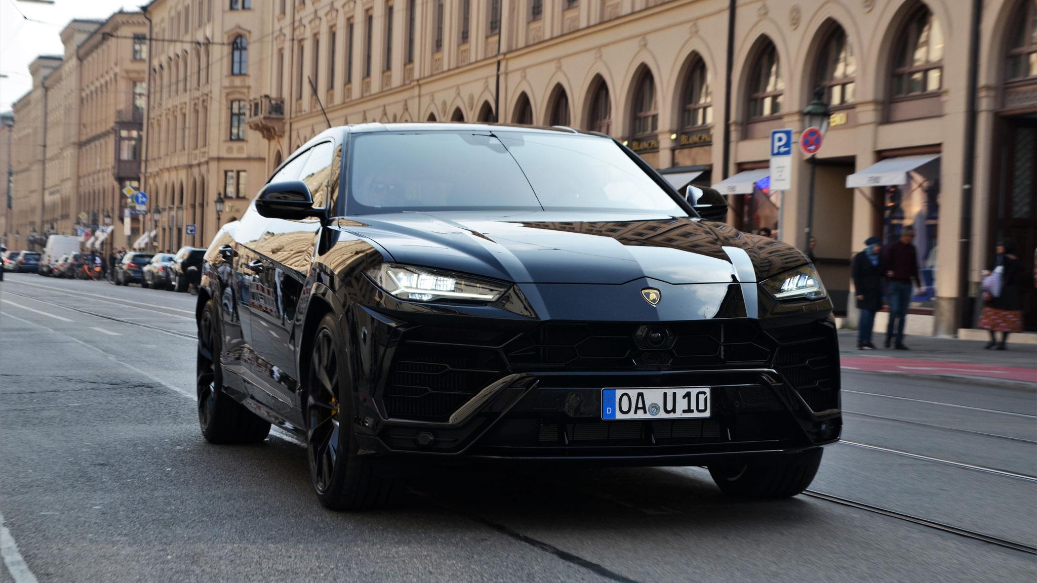 Lamborghini Urus - OA-U-10