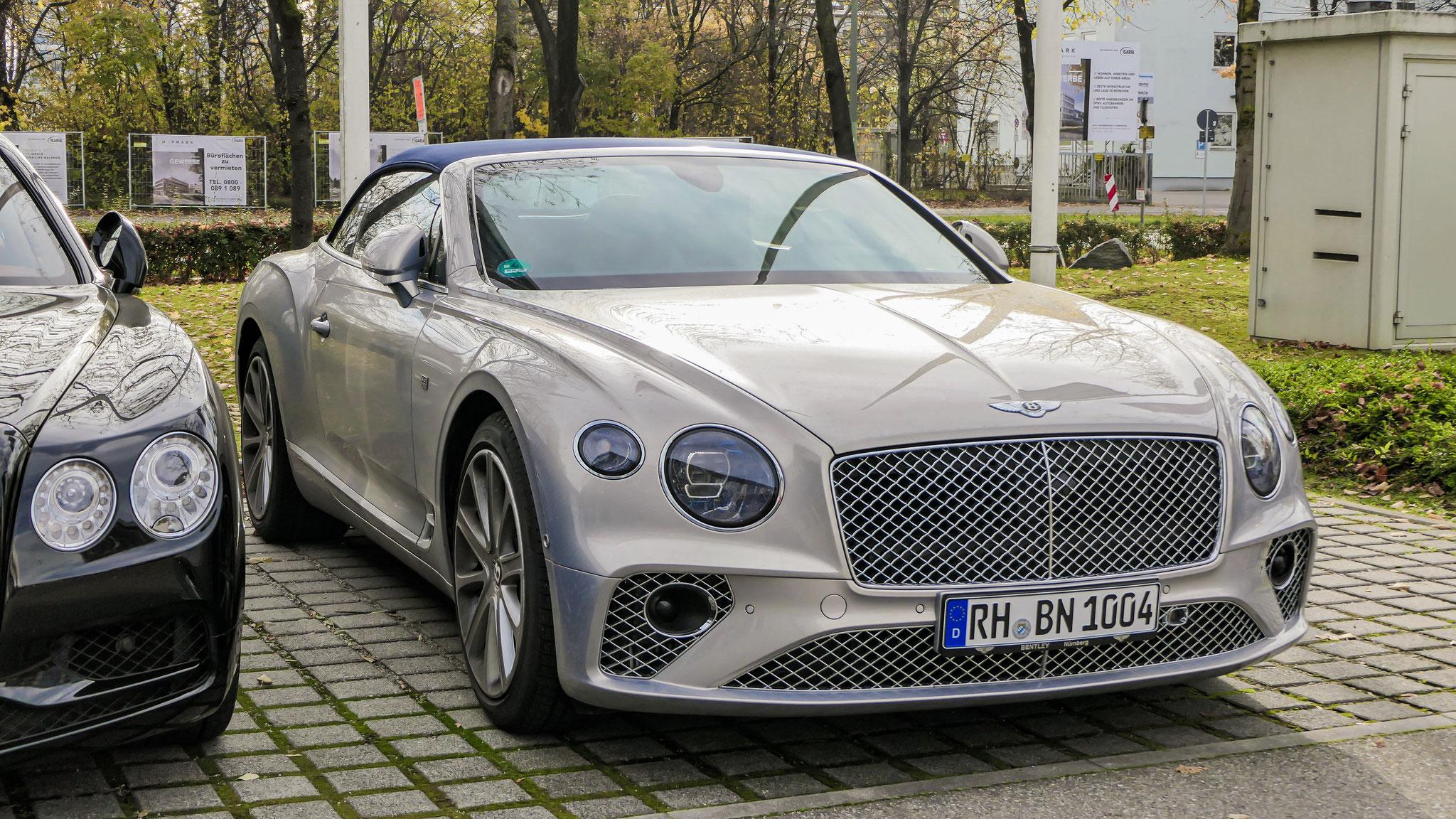 Bentley Continental GTC - RH-BN-1004
