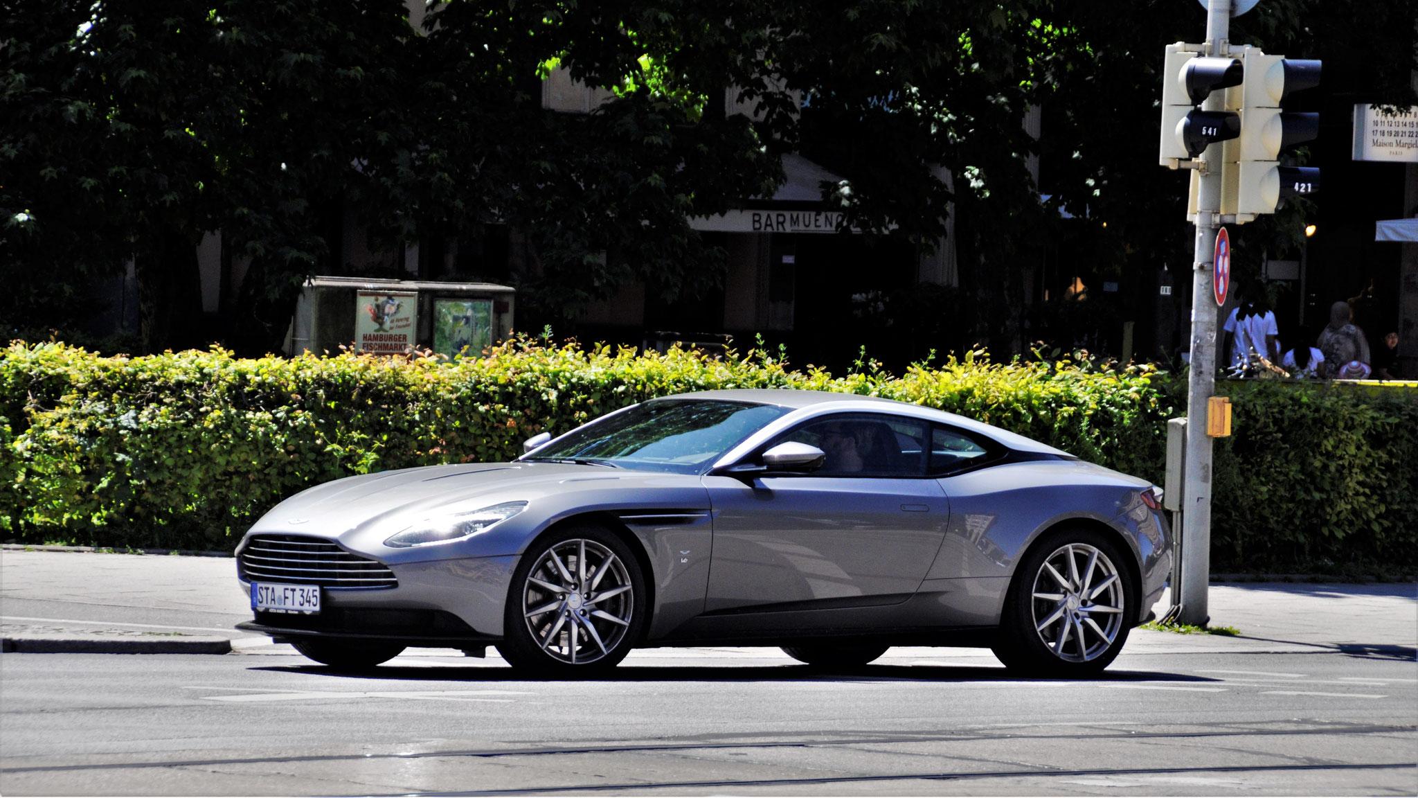 Aston Martin DB11 - STA-FT-345