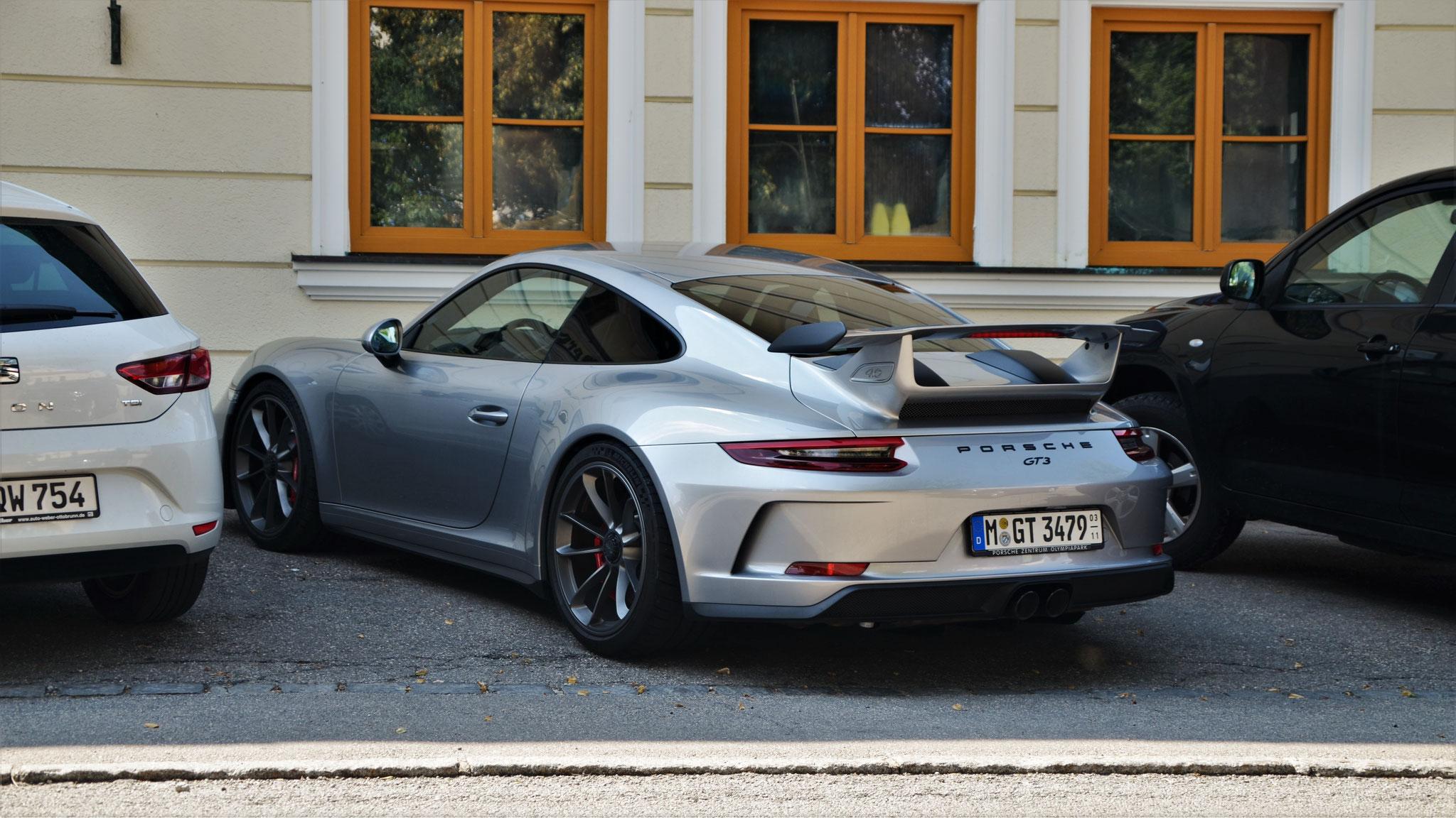 Porsche 991 GT3 - M-GT-3479