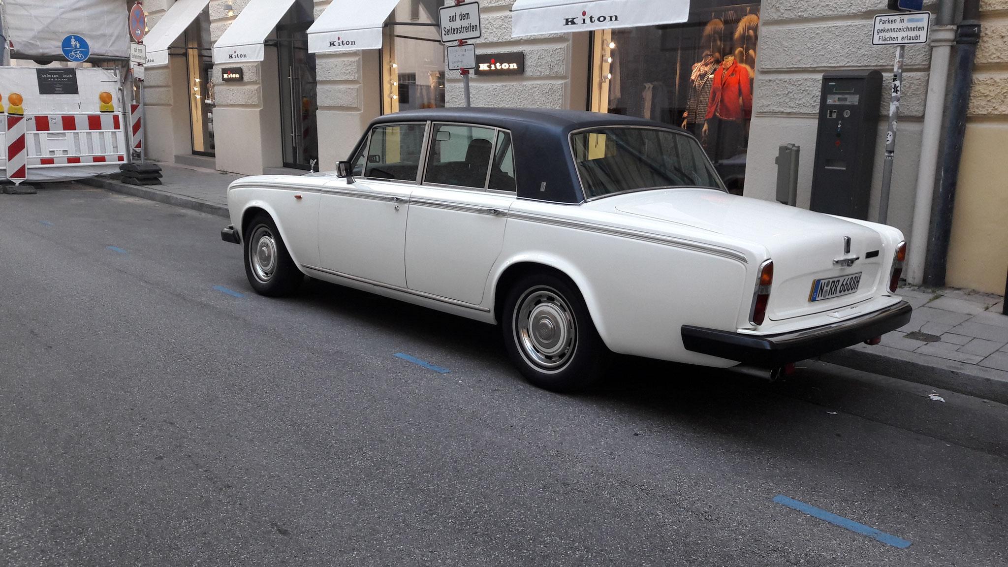 Rolls Royce Silver Shadow - N-RR-6688H