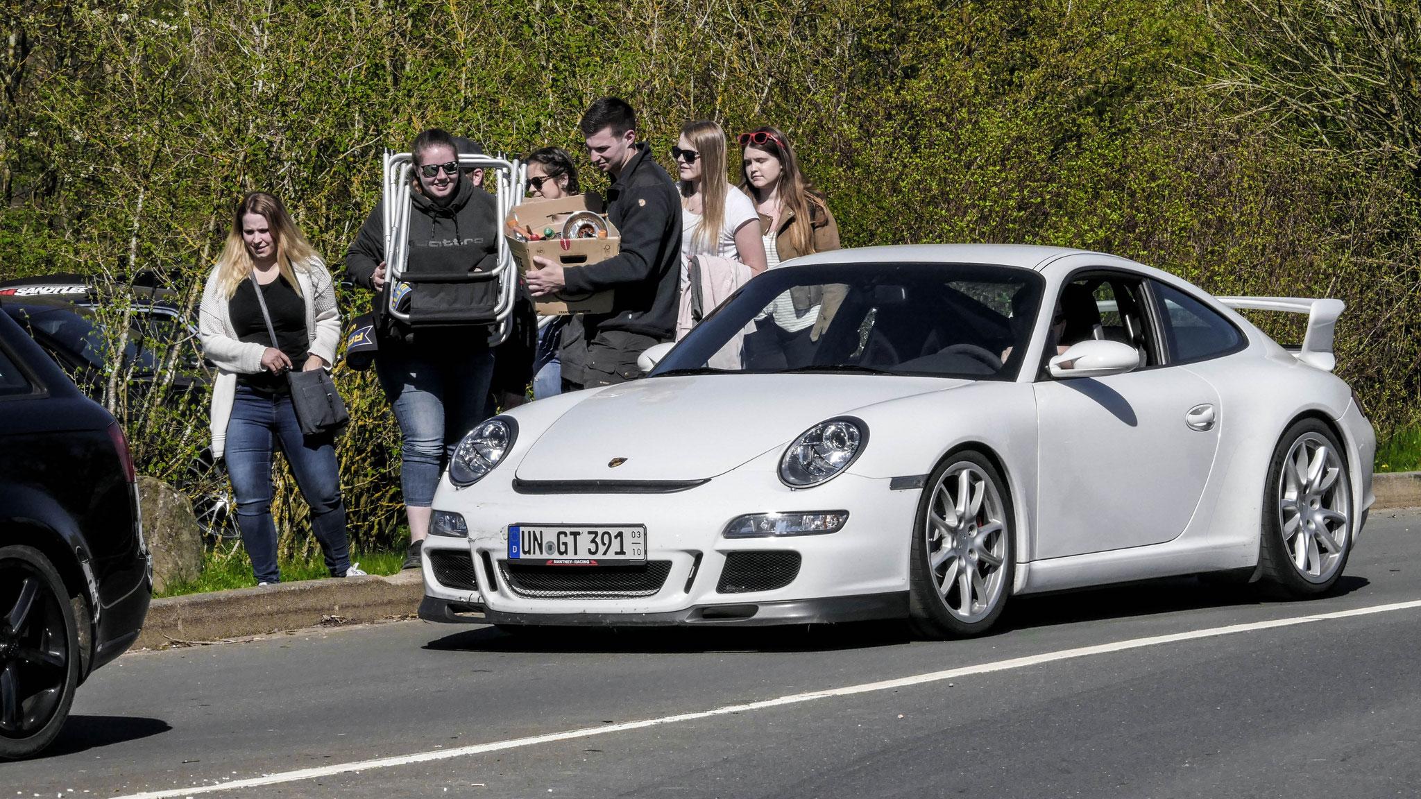 Porsche GT3 997 - UN-GT-391