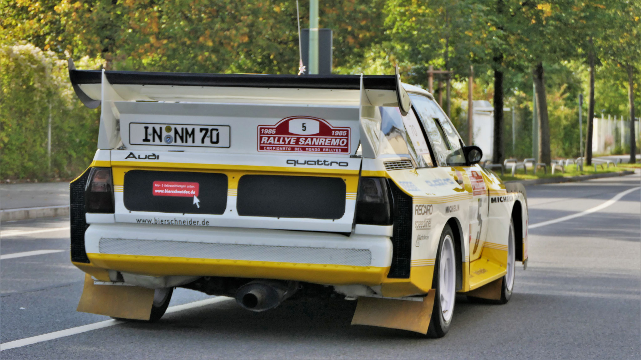 Audi Sport quattro - IN-NM-70