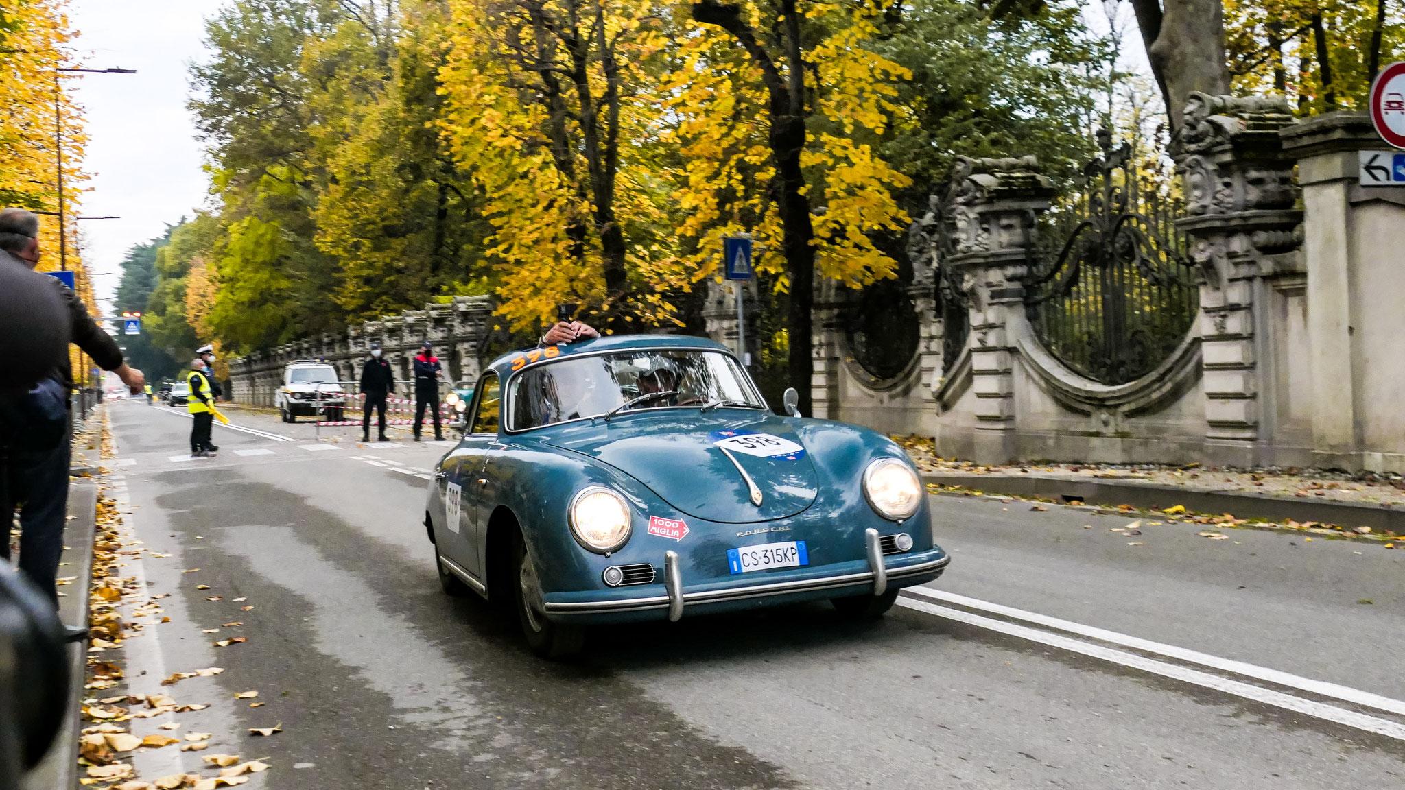 Porsche 356 1500 Coupe - AH-85-54 (NL)