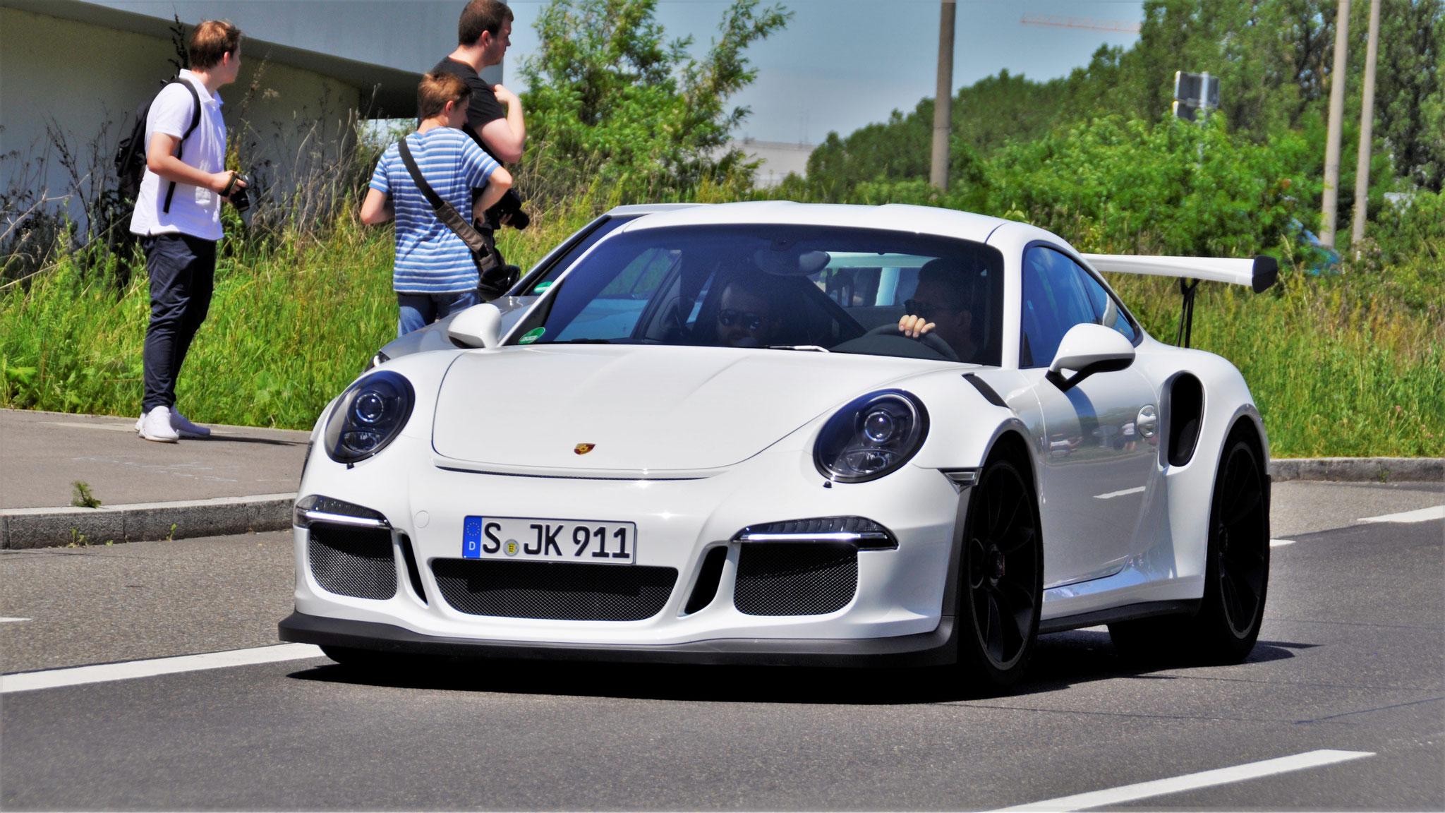 Porsche 911 GT3 RS - S-JK-911
