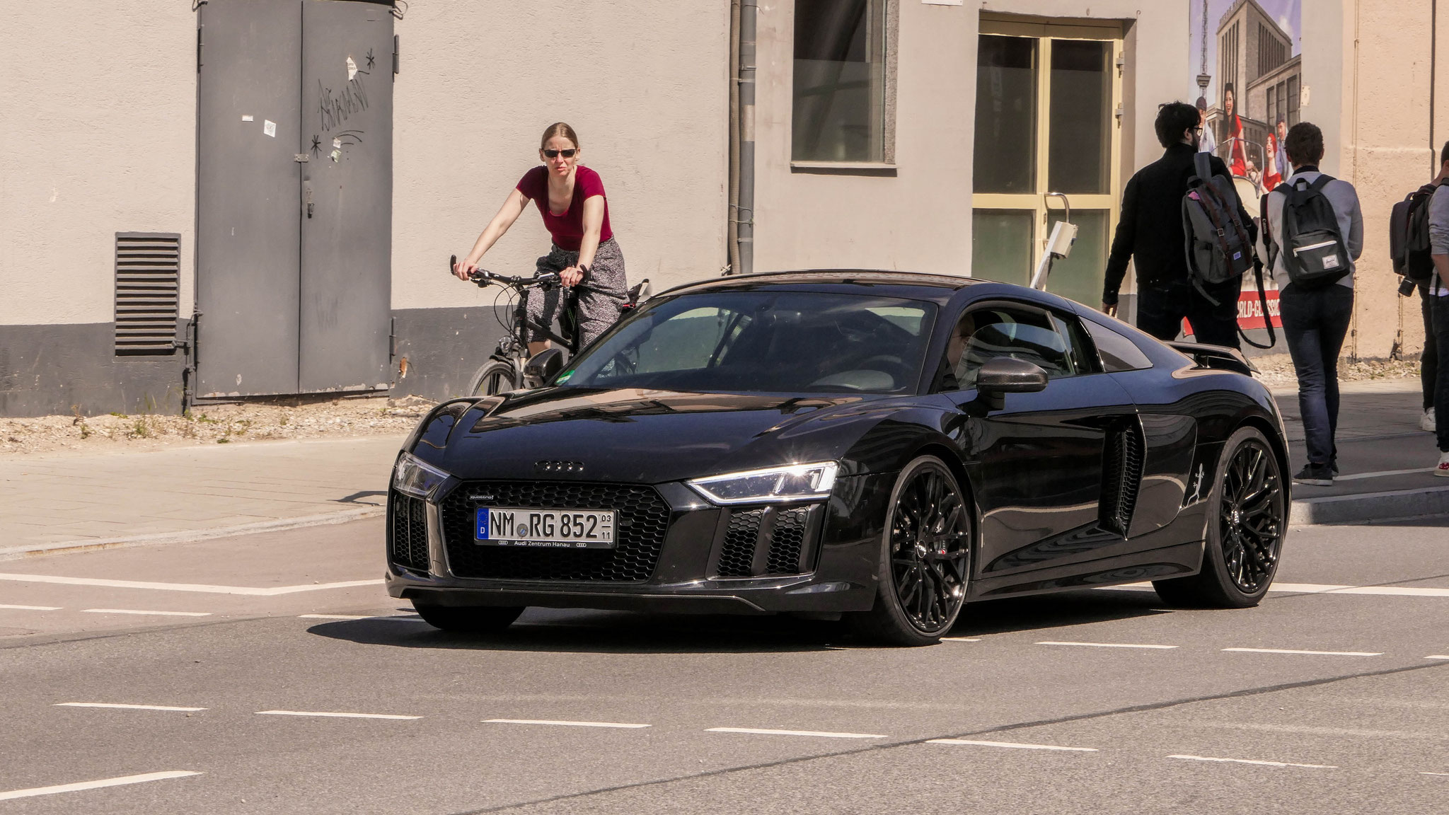Audi R8 V10 - NM-RG-852