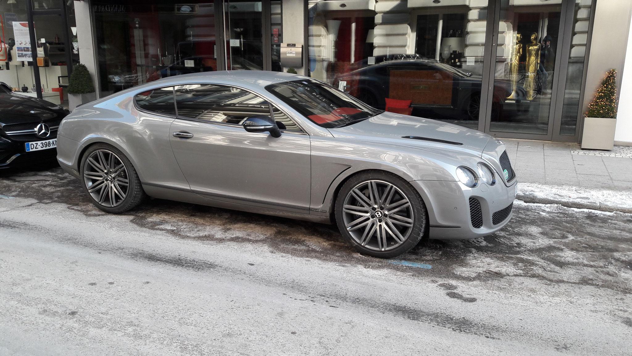 Bentley Continental GT Supersports - CC-11 (MC)