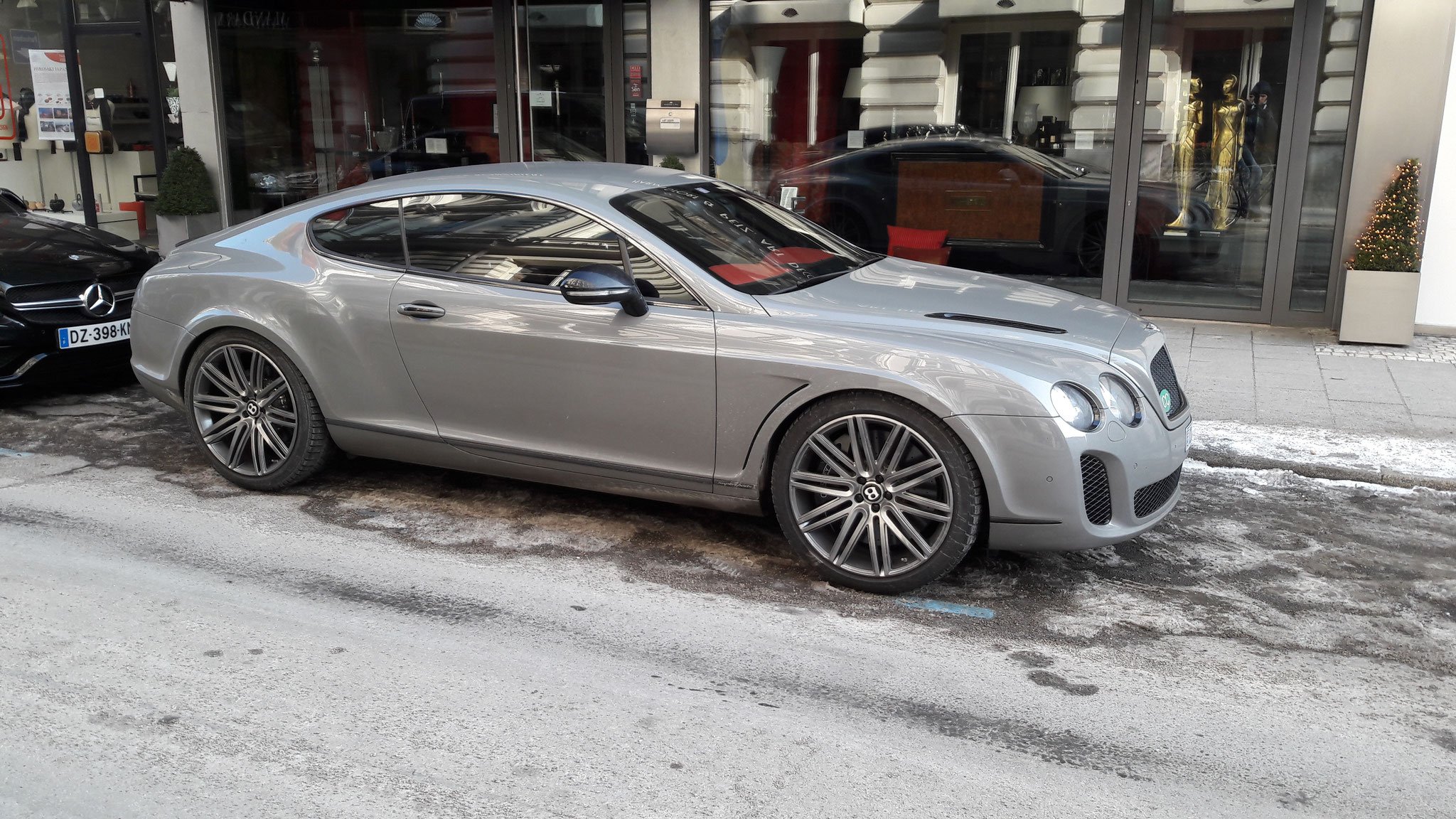 Bentley Continental GT Supersports - CC-11 (MC)