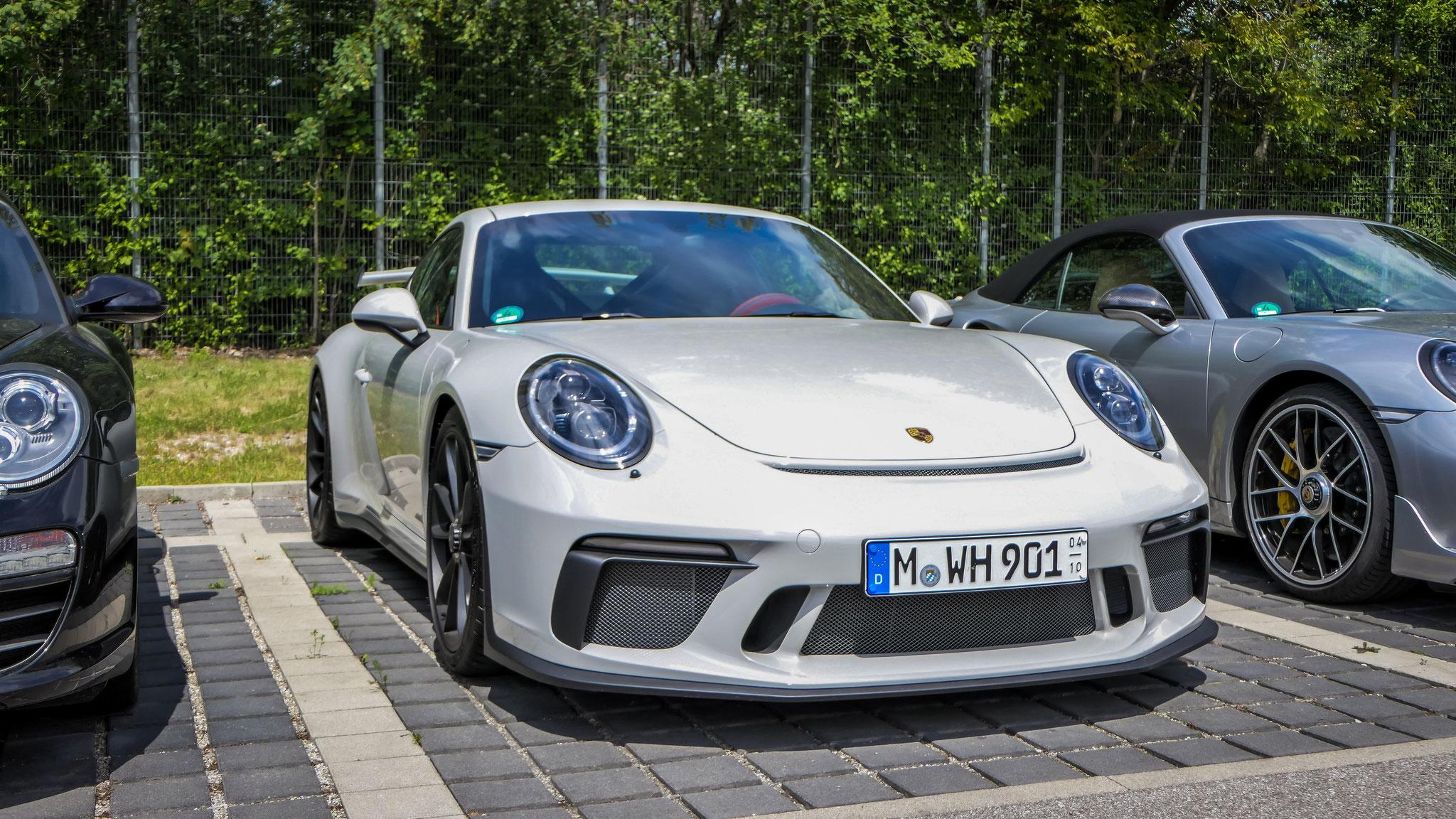 Porsche 991 GT3 - M-WH-901