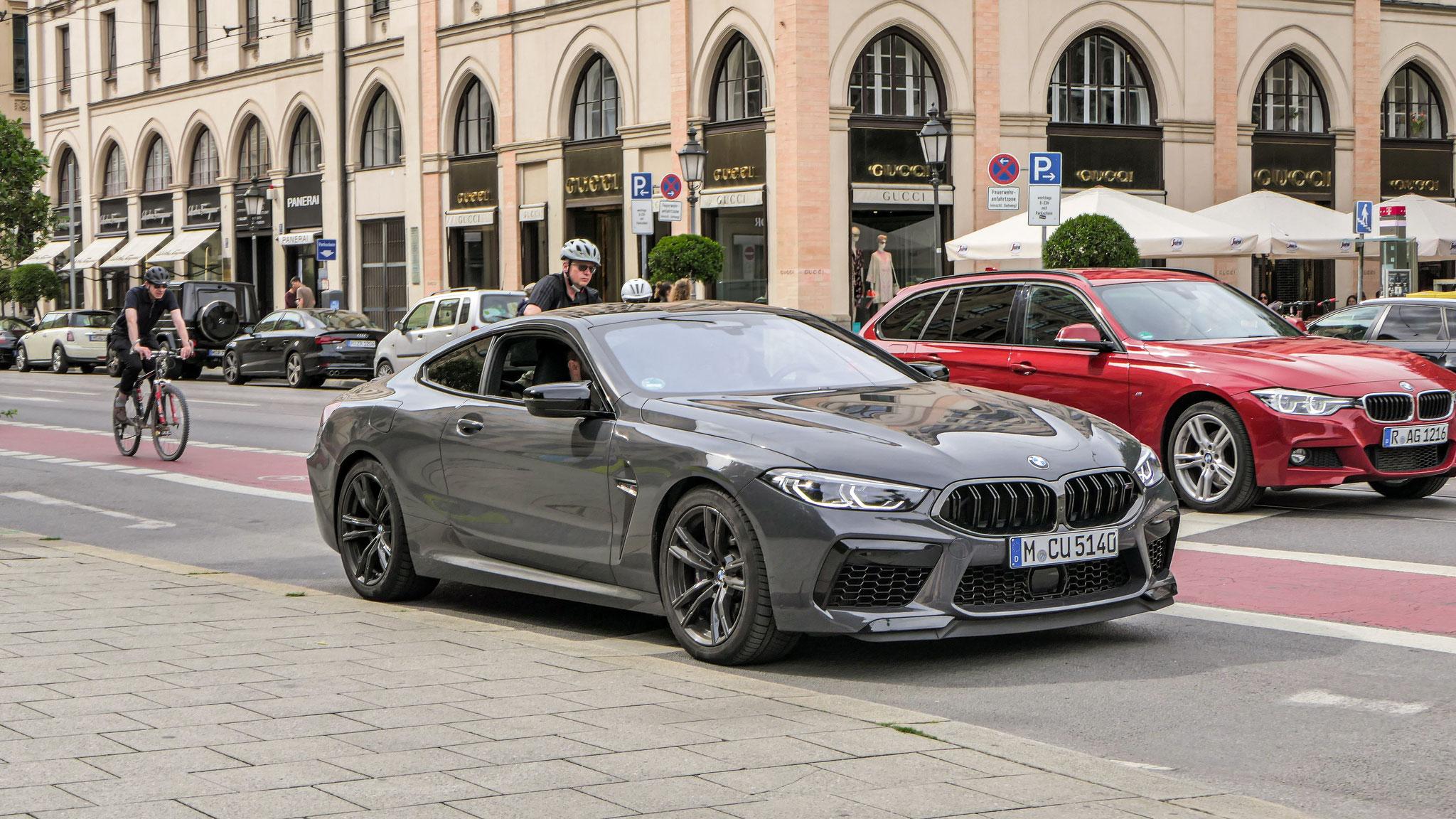 BMW M8 Competition - M-CU-5140
