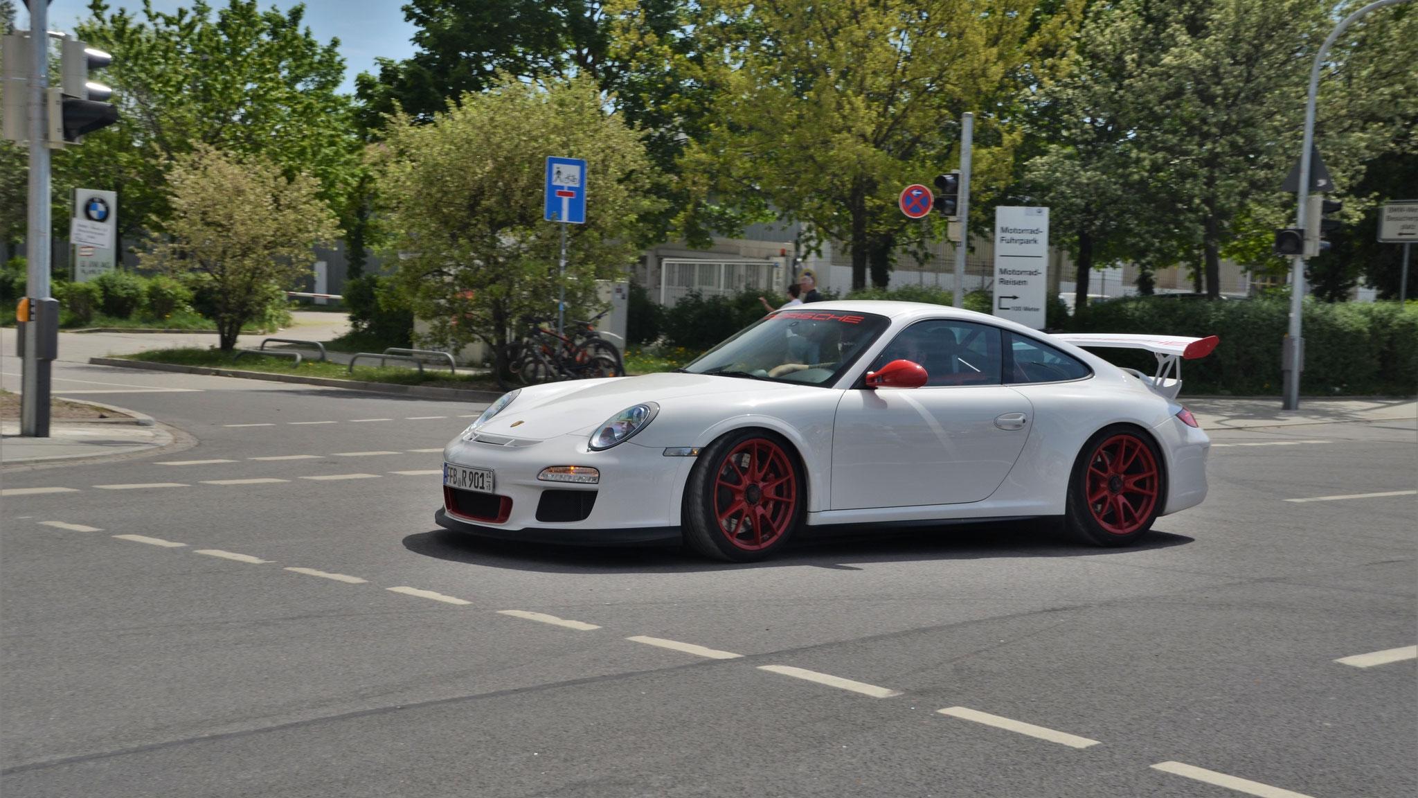 Porsche 911 GT3 RS - FFB-R-901