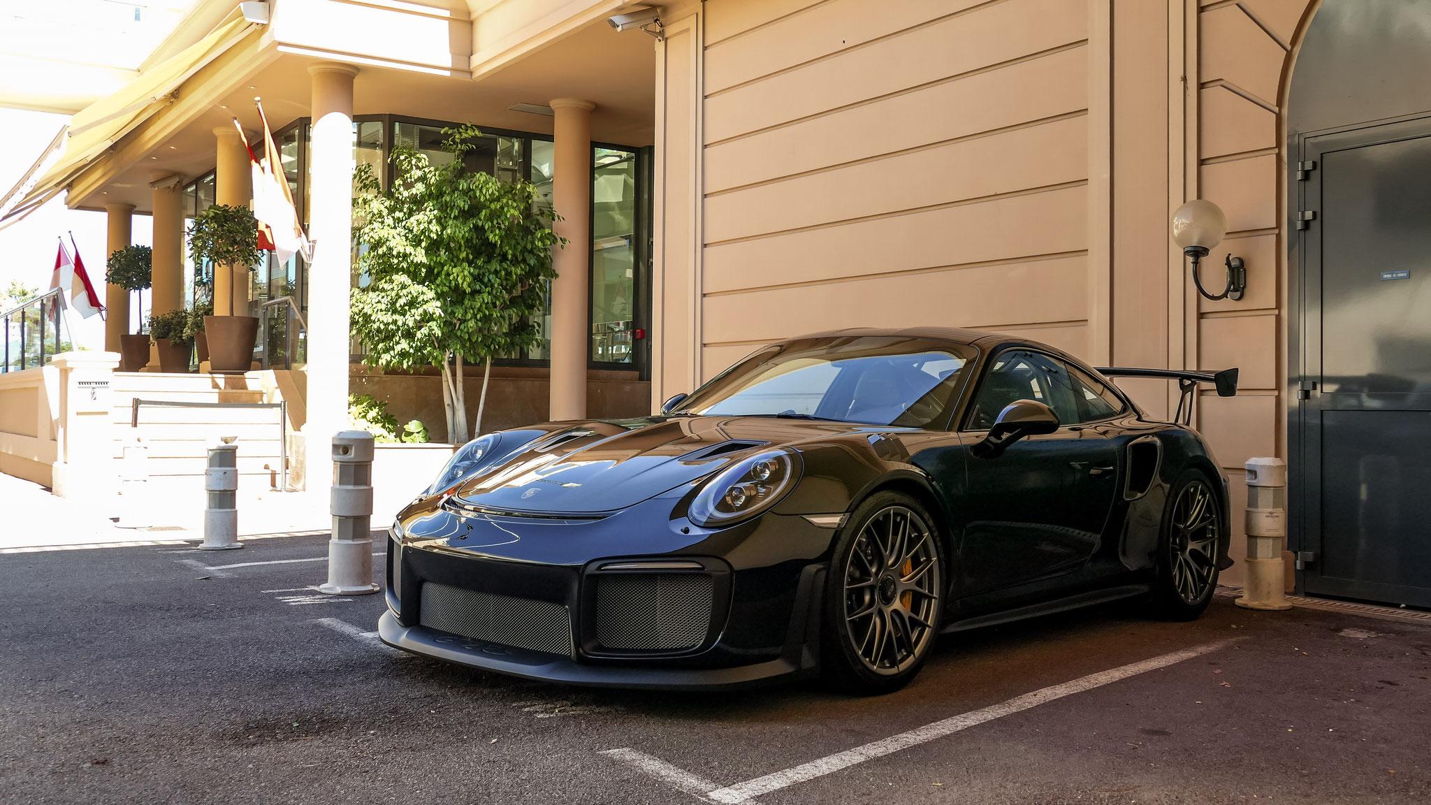Porsche GT2 RS - 187L (MC)