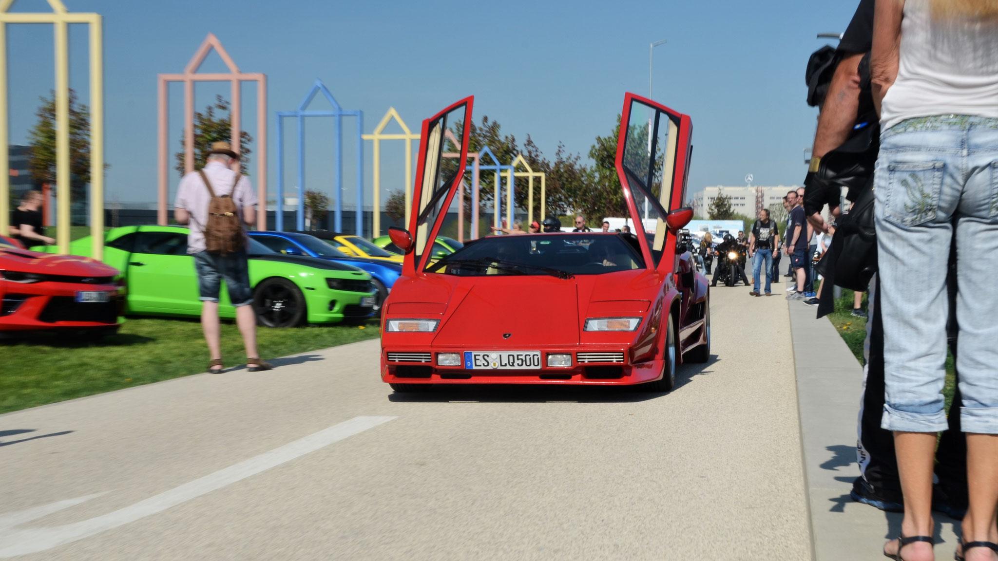 Lamborghini  Countach - ES-LQ-500