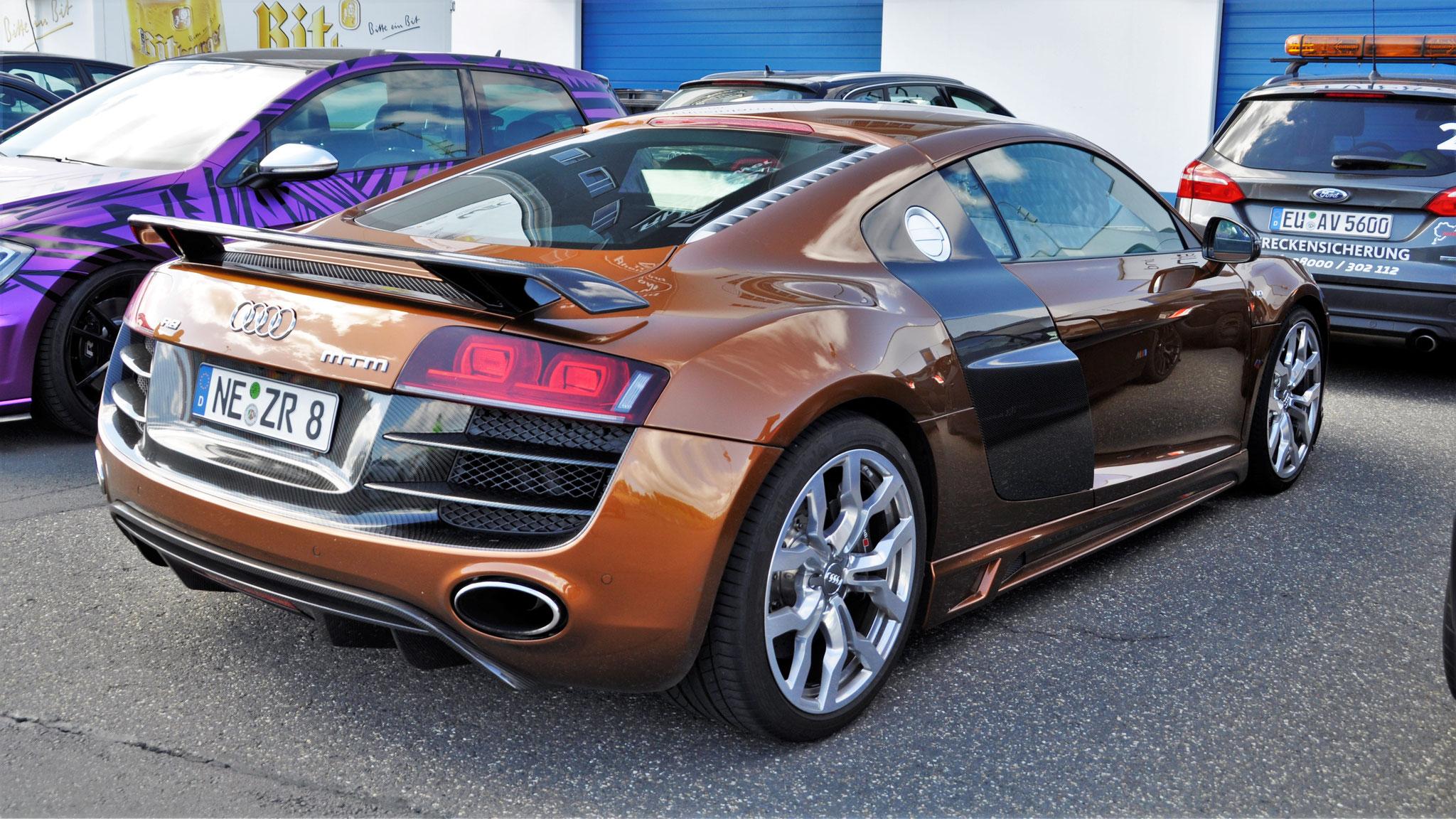 Audi R8 V10 MTM - NE-ZR-8