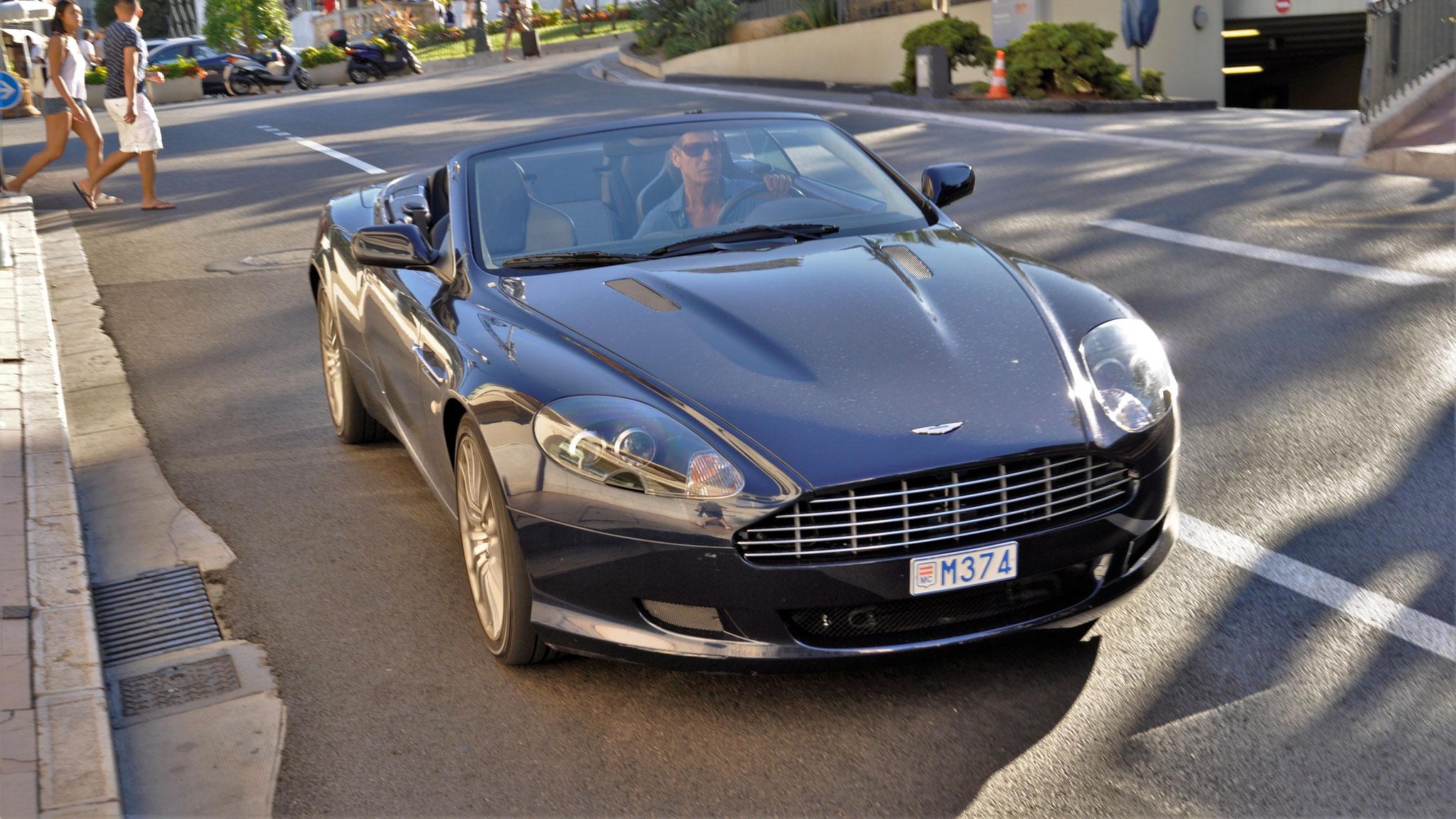 Aston Martin DB9 Volante - M374 (MC)