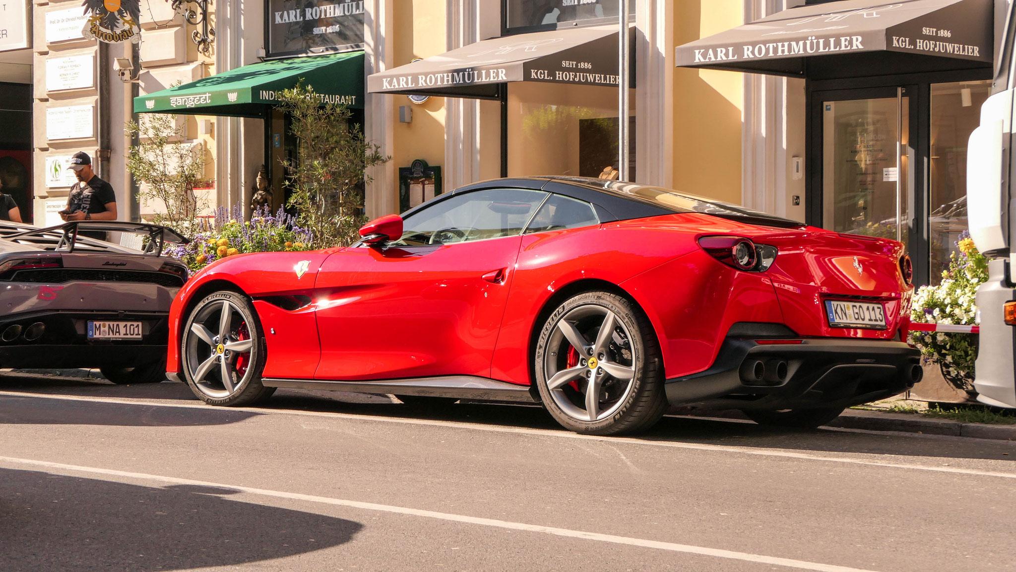 Ferrari Portofino - KN-GO-113