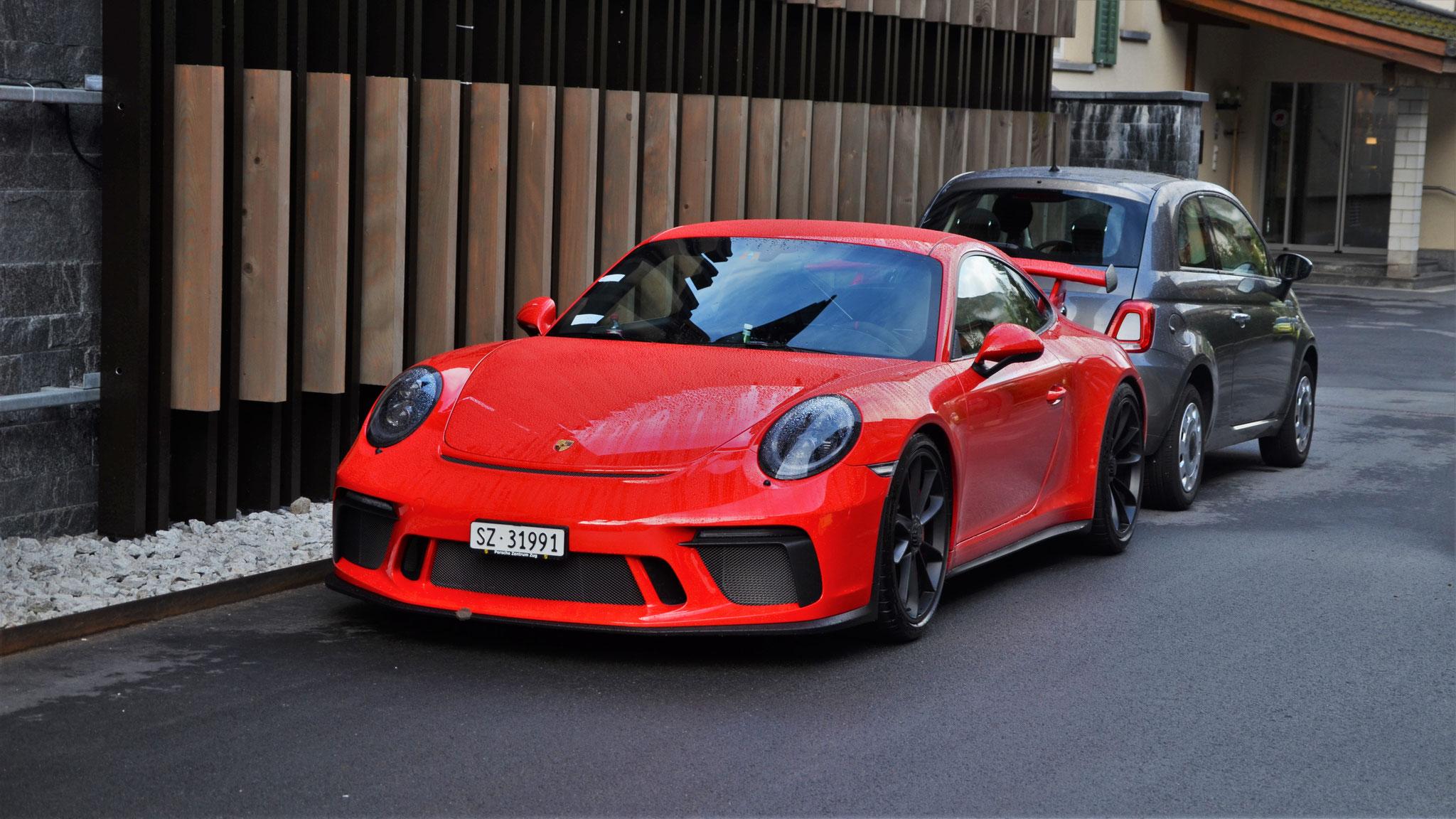 Porsche 991 GT3 - SZ-31991 (CH)