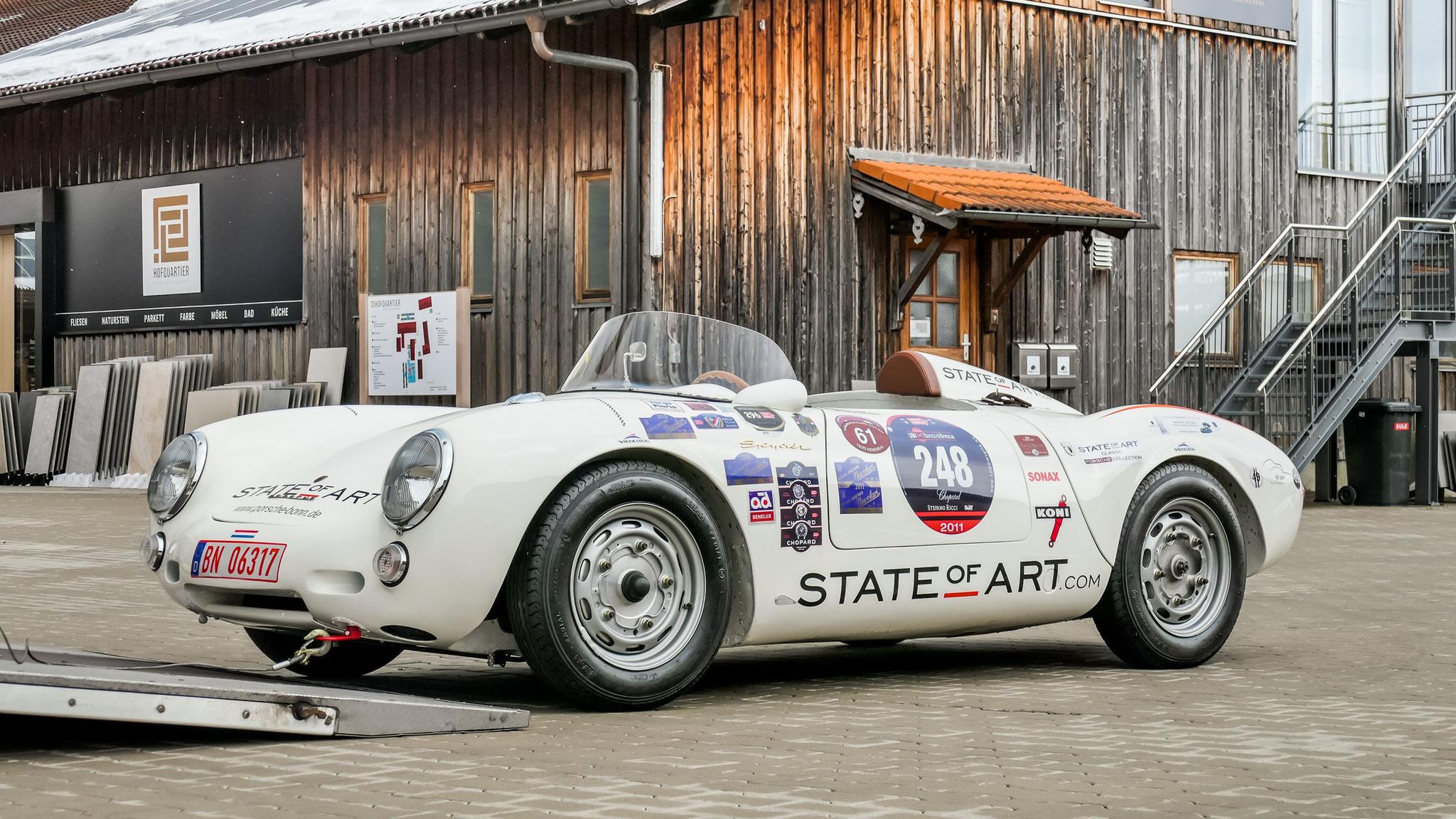Porsche 550 Spyder - BN-06317