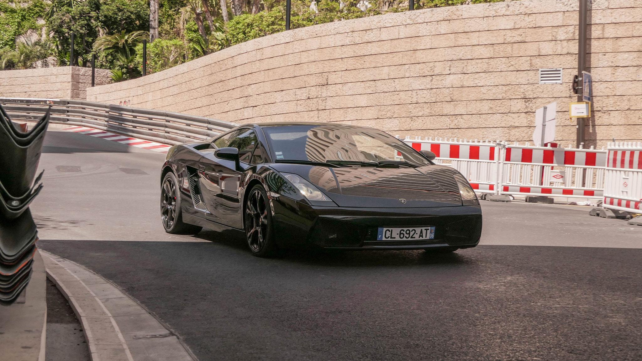 Lamborghini Gallardo Coupé - CL-692-AT-06 (FRA)