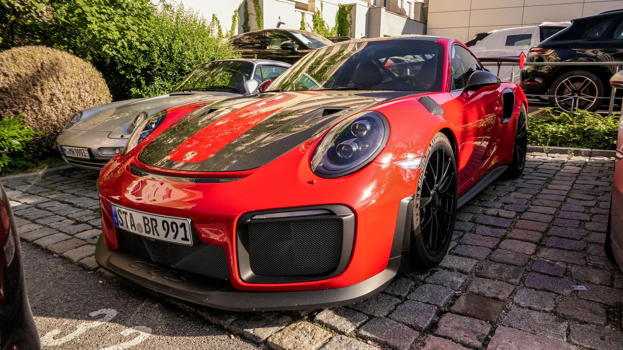 Porsche GT2 RS - STA-BR-991