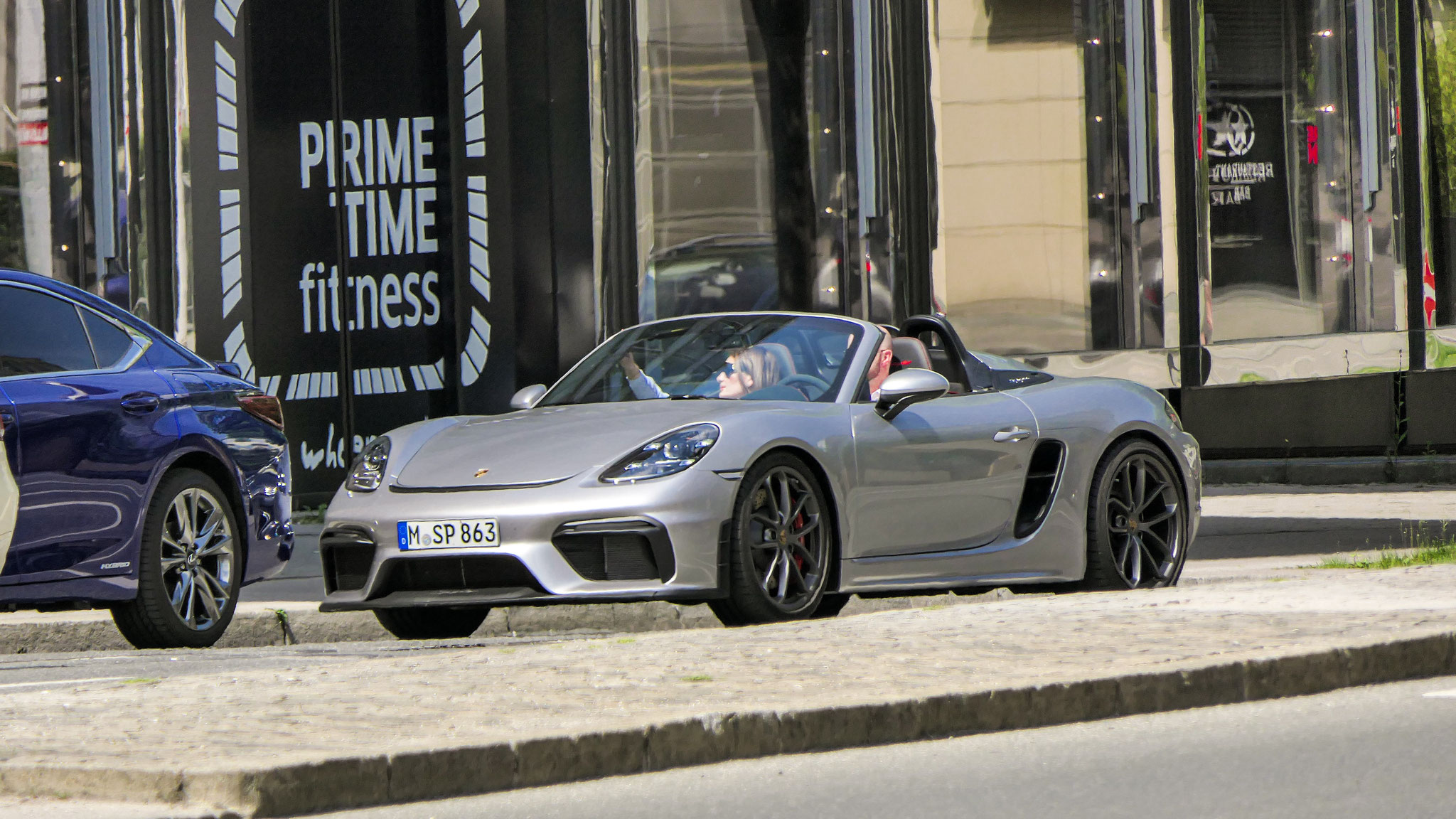 Porsche 718 Spyder - M-SP-683