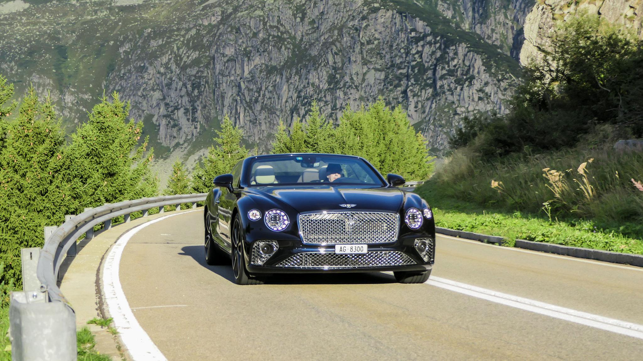 Bentley Continental GTC - AG-8300 (CH)